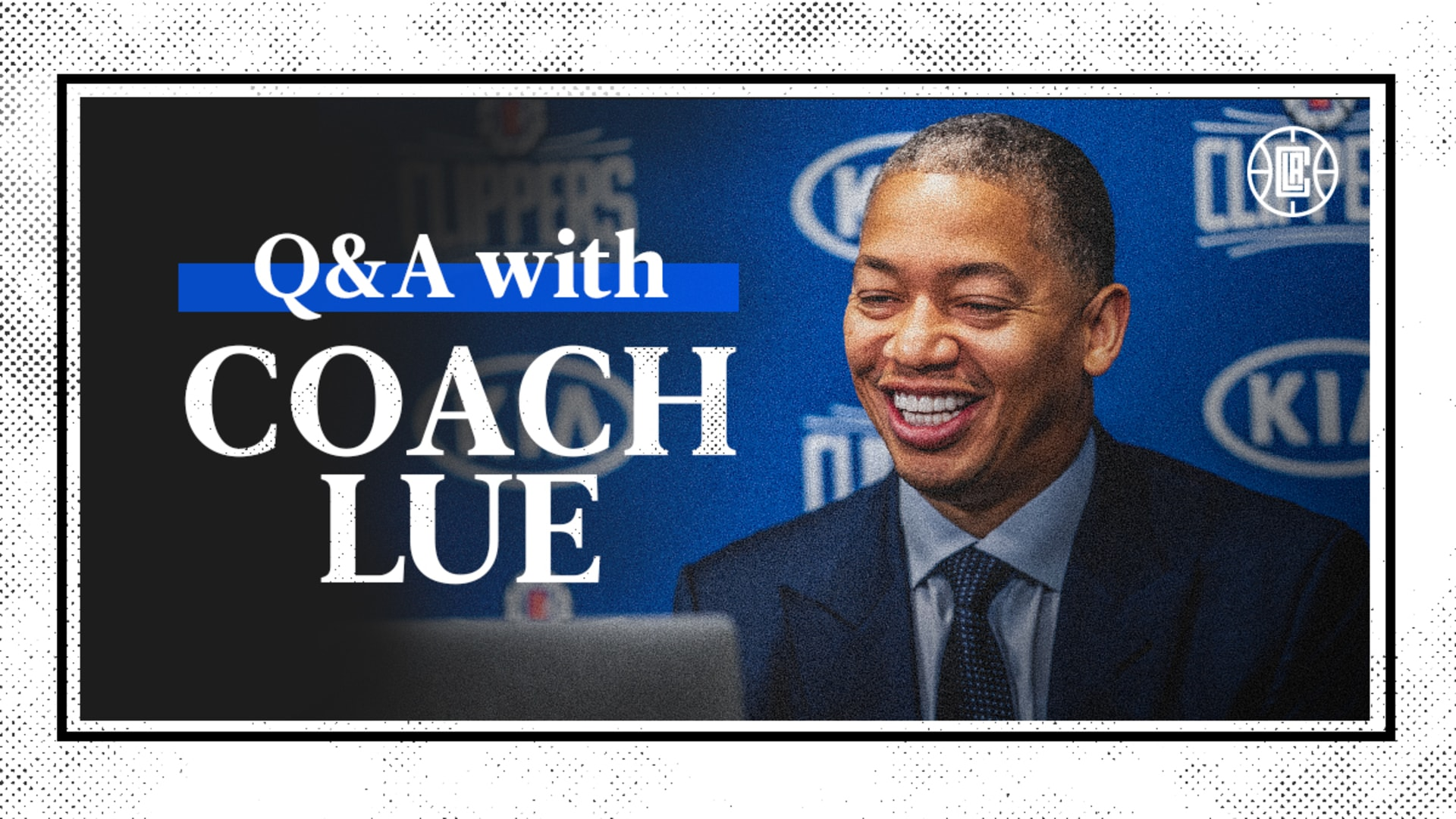 Q&A With Coach Lue