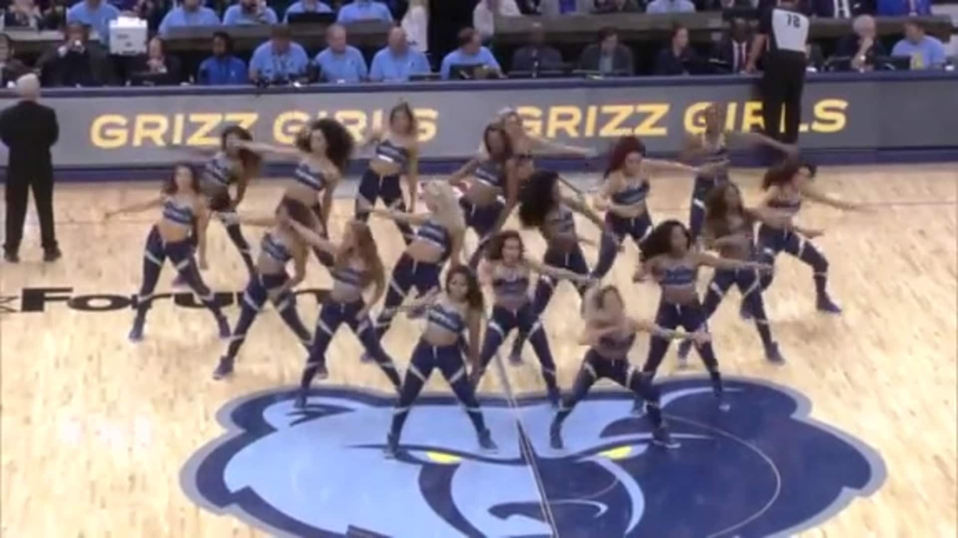 Grizz Girls 10.25.19
