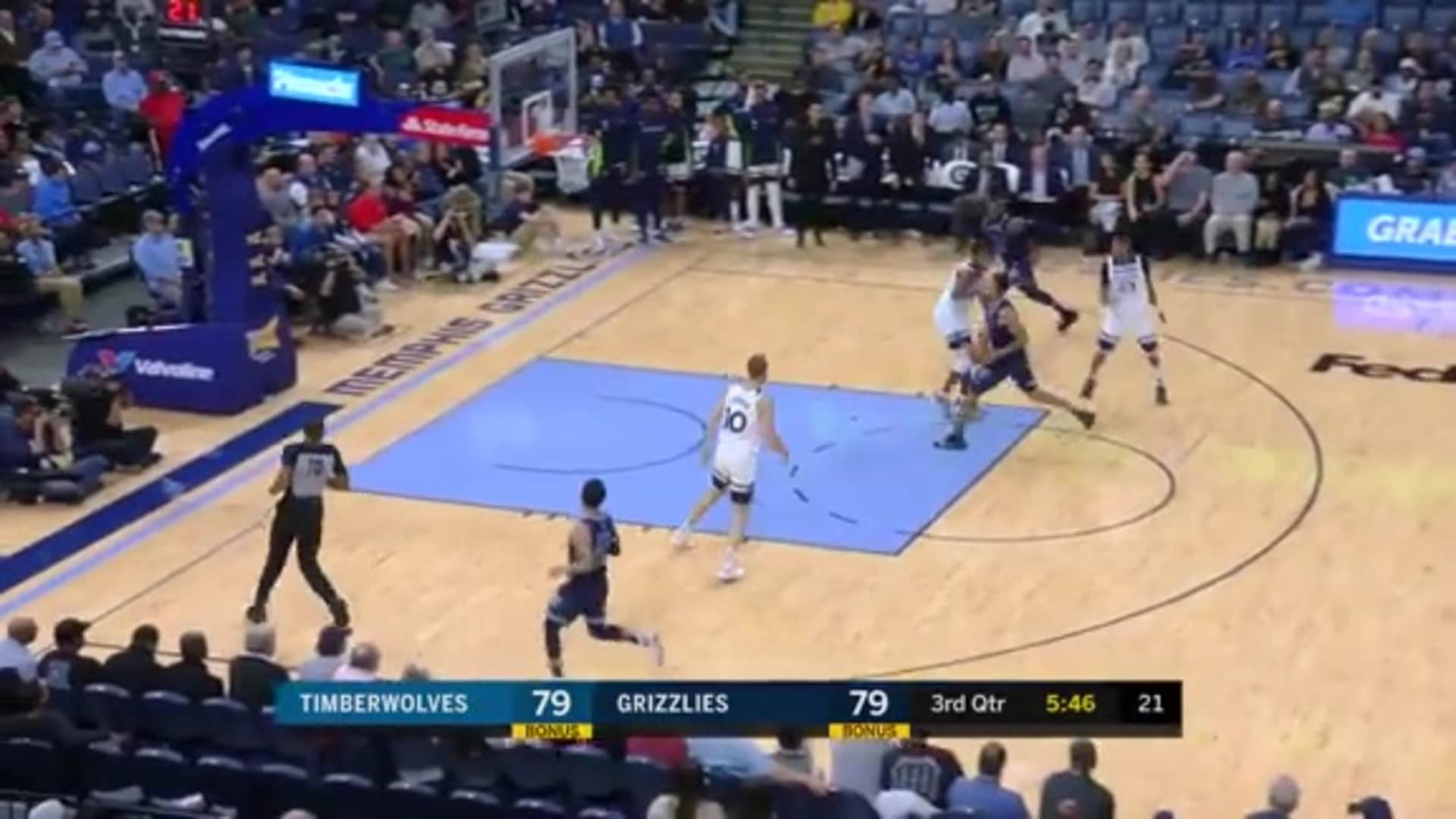 Kyle Anderson slows it down