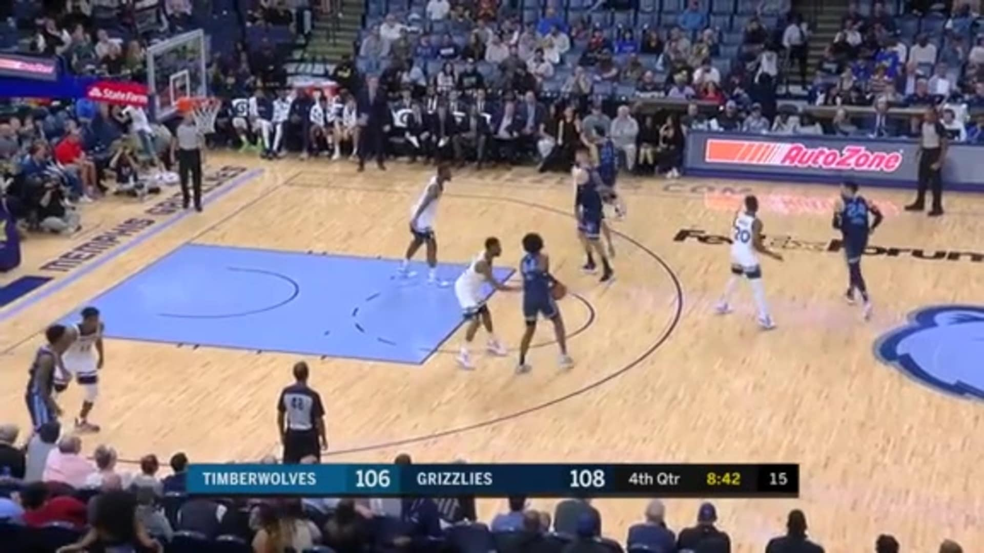 Grizzlies vs. Timberwolves highlights 11.6.19