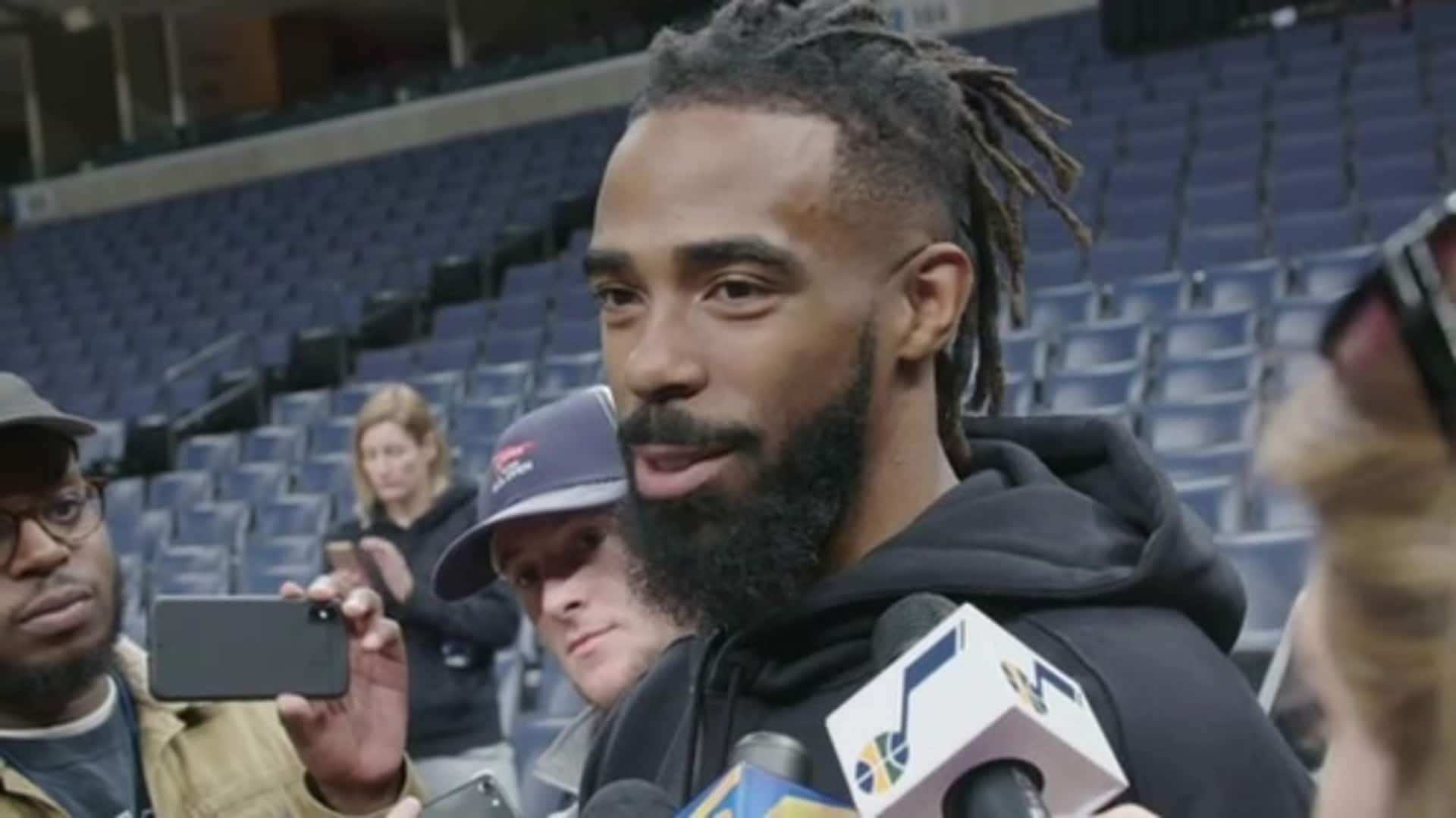11.15.19 Mike Conley media availability