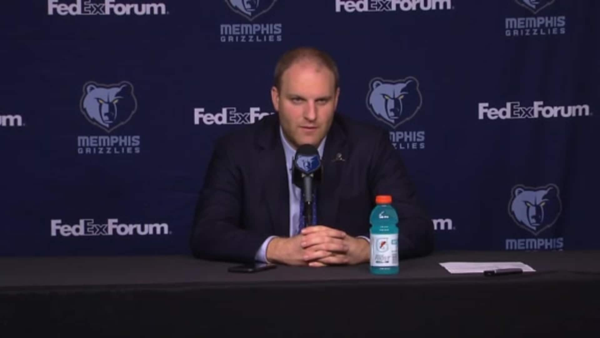 MEMvIND: Postgame press conference 12.2.19