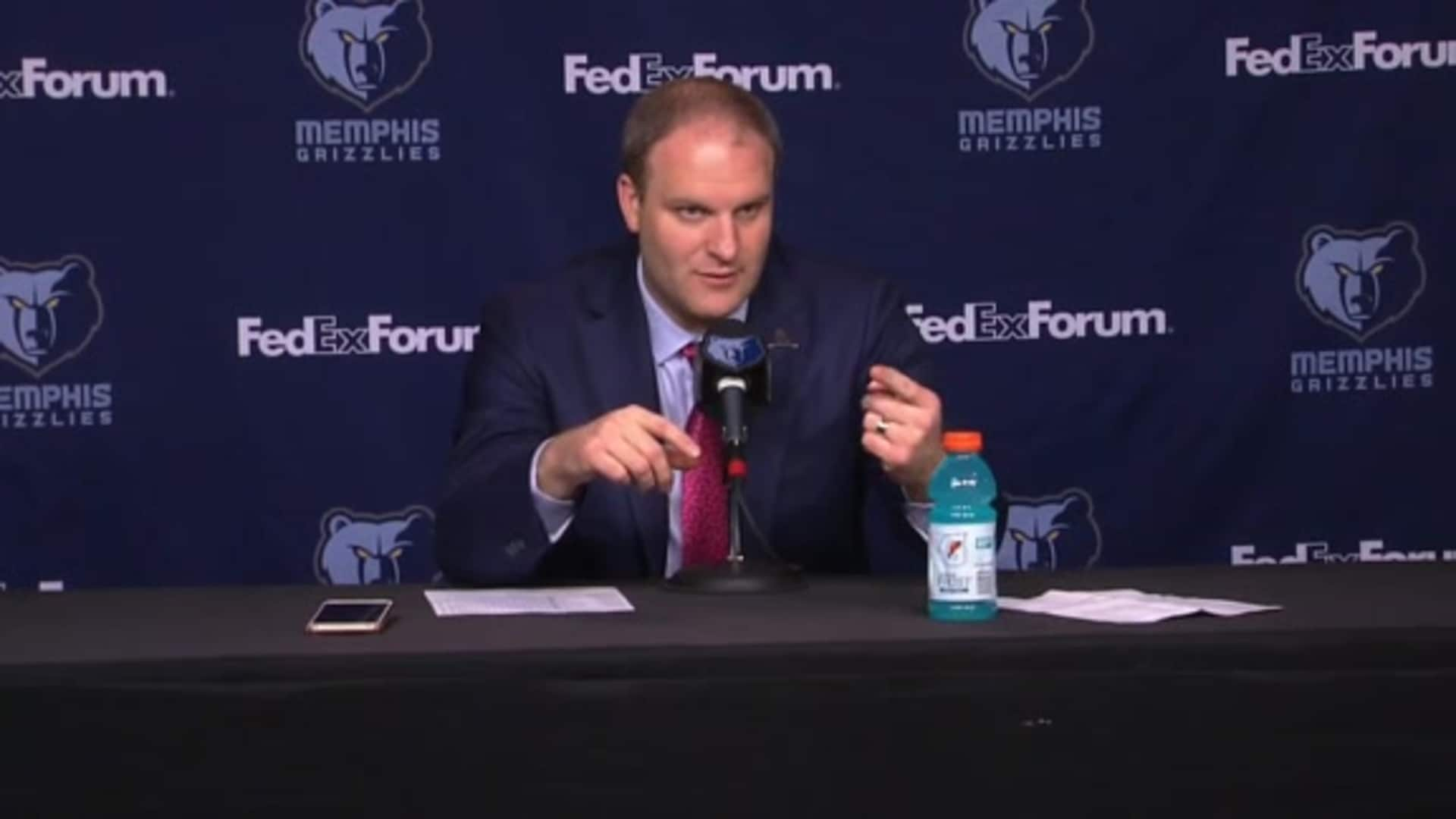 MEMvMIL: Postgame press conference 12.13.19