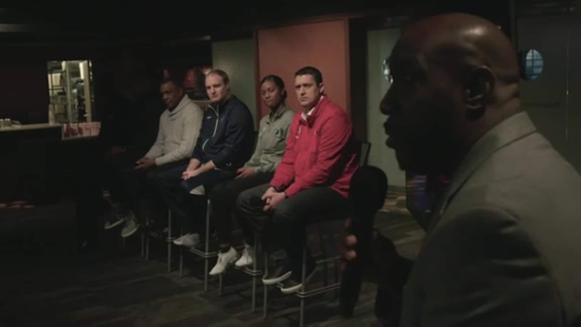 "Jr. NBA ""Respect for the Game"" Coaches Forum"