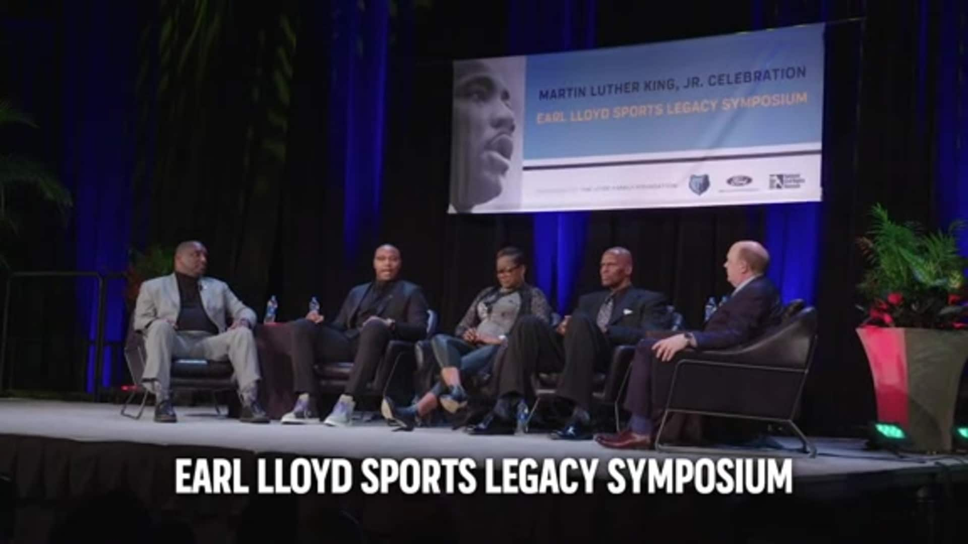 Sports Legacy Honorees Reflect on their MLK Jr. Weekend Experience