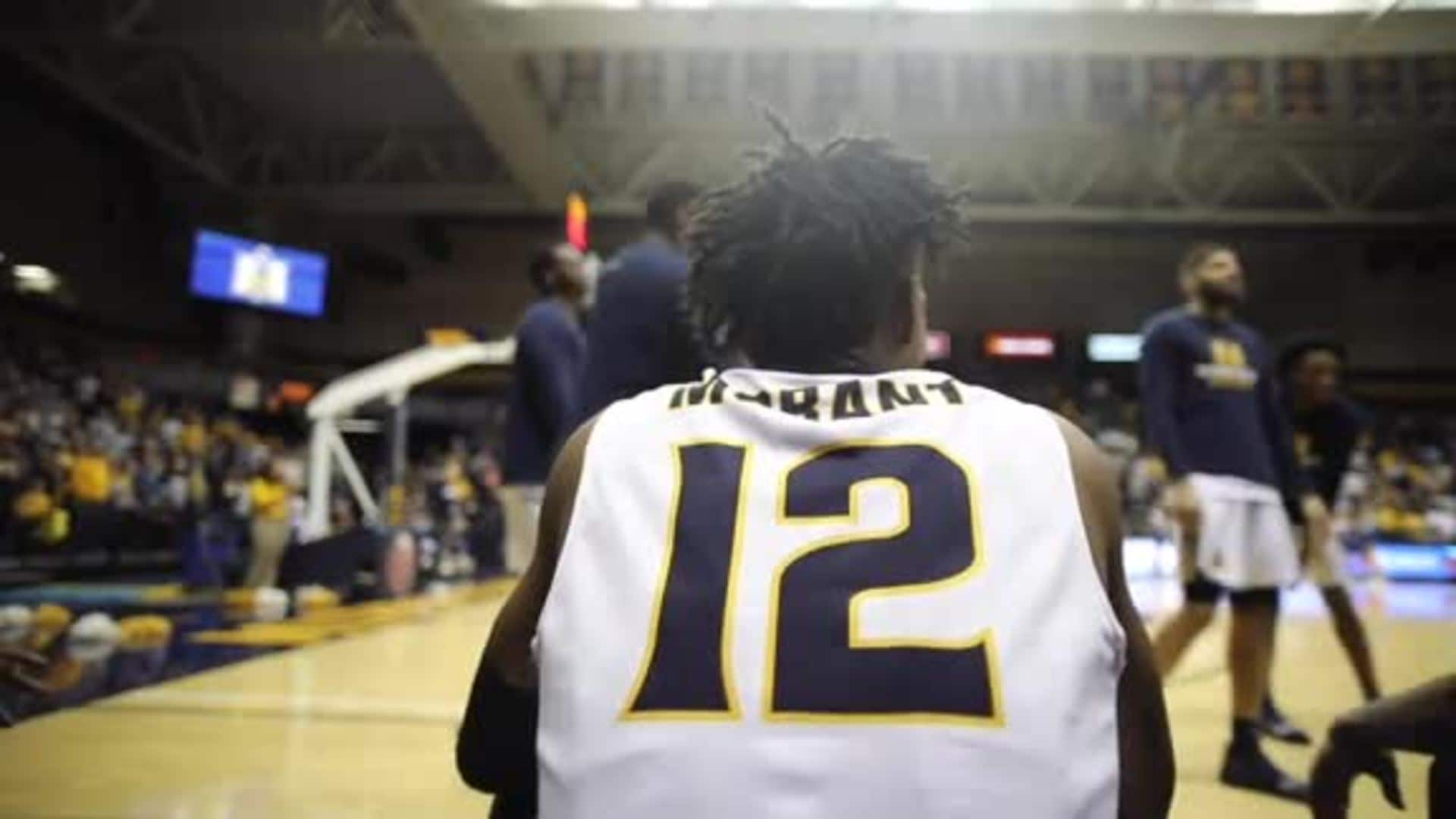 Ja Morant's Murray State Jersey Retirement Ceremony