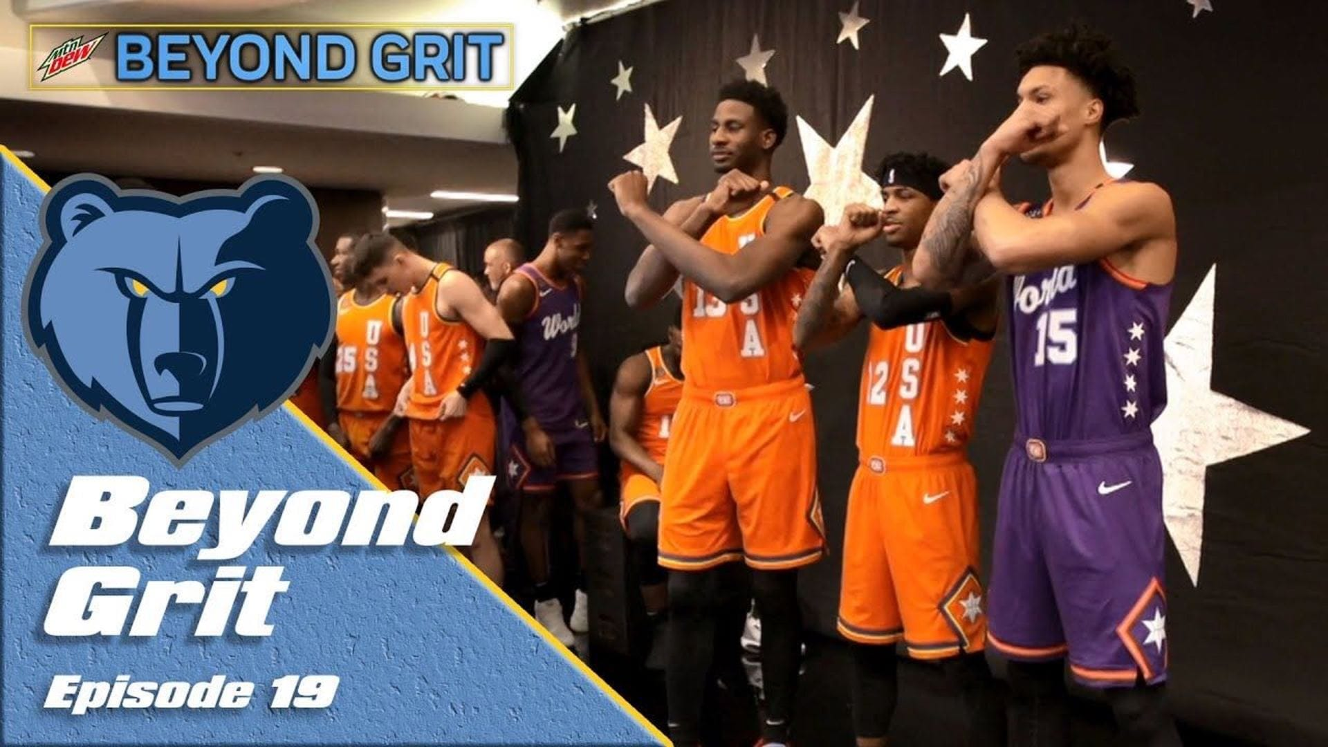 Beyond Grit - S2:E19 | NBA All-Star Weekend