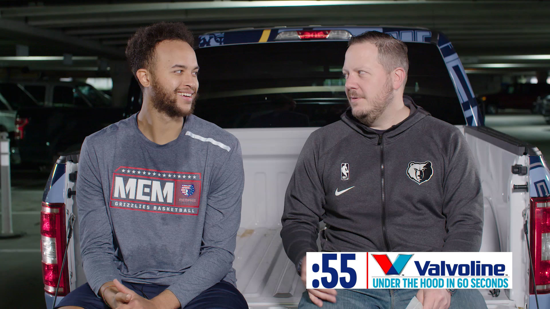 Valvoline: Under the Hood in 60 Seconds with Kyle Anderson