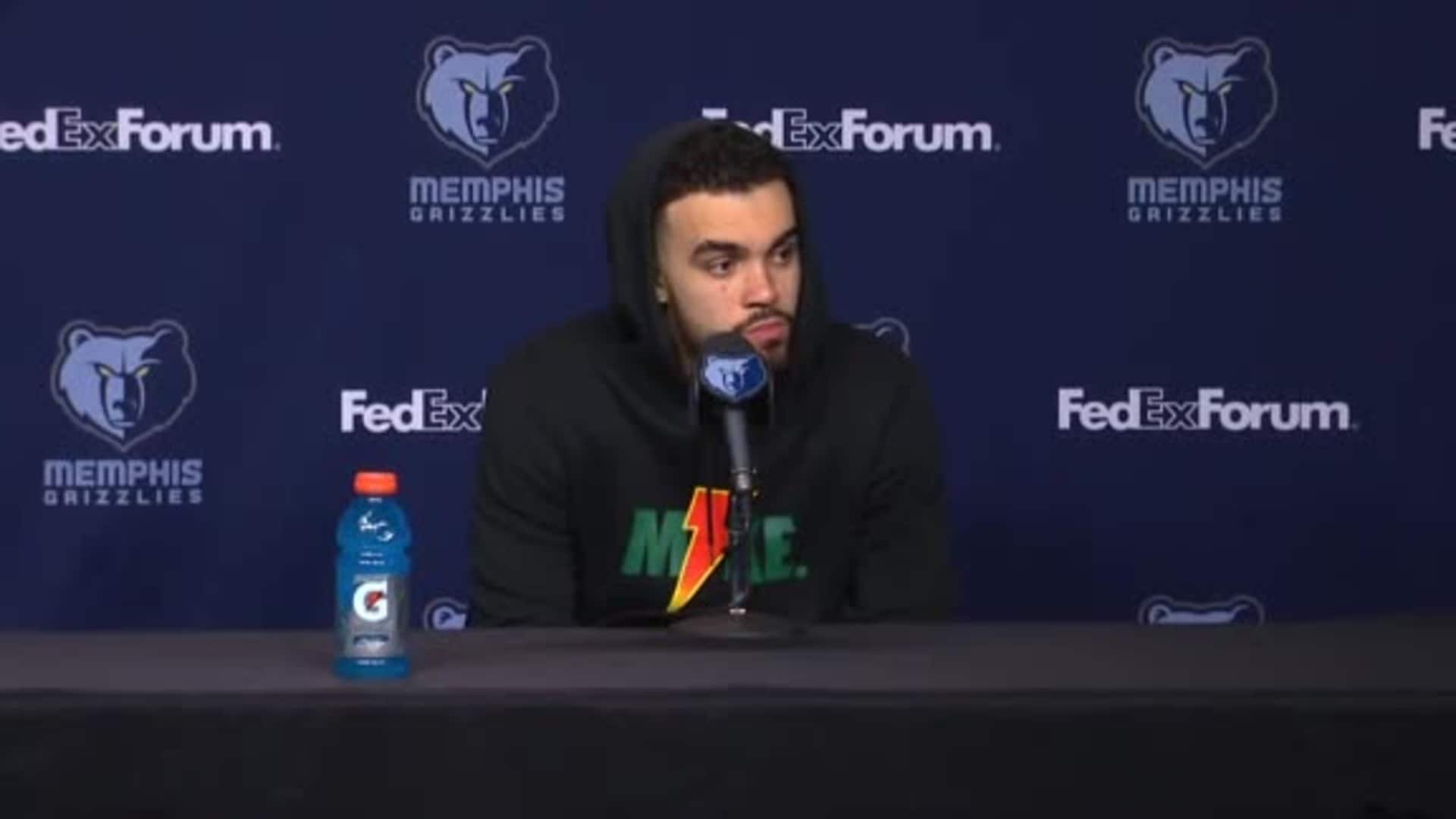 MEMvORL: Tyus Jones postgame 3.10.20