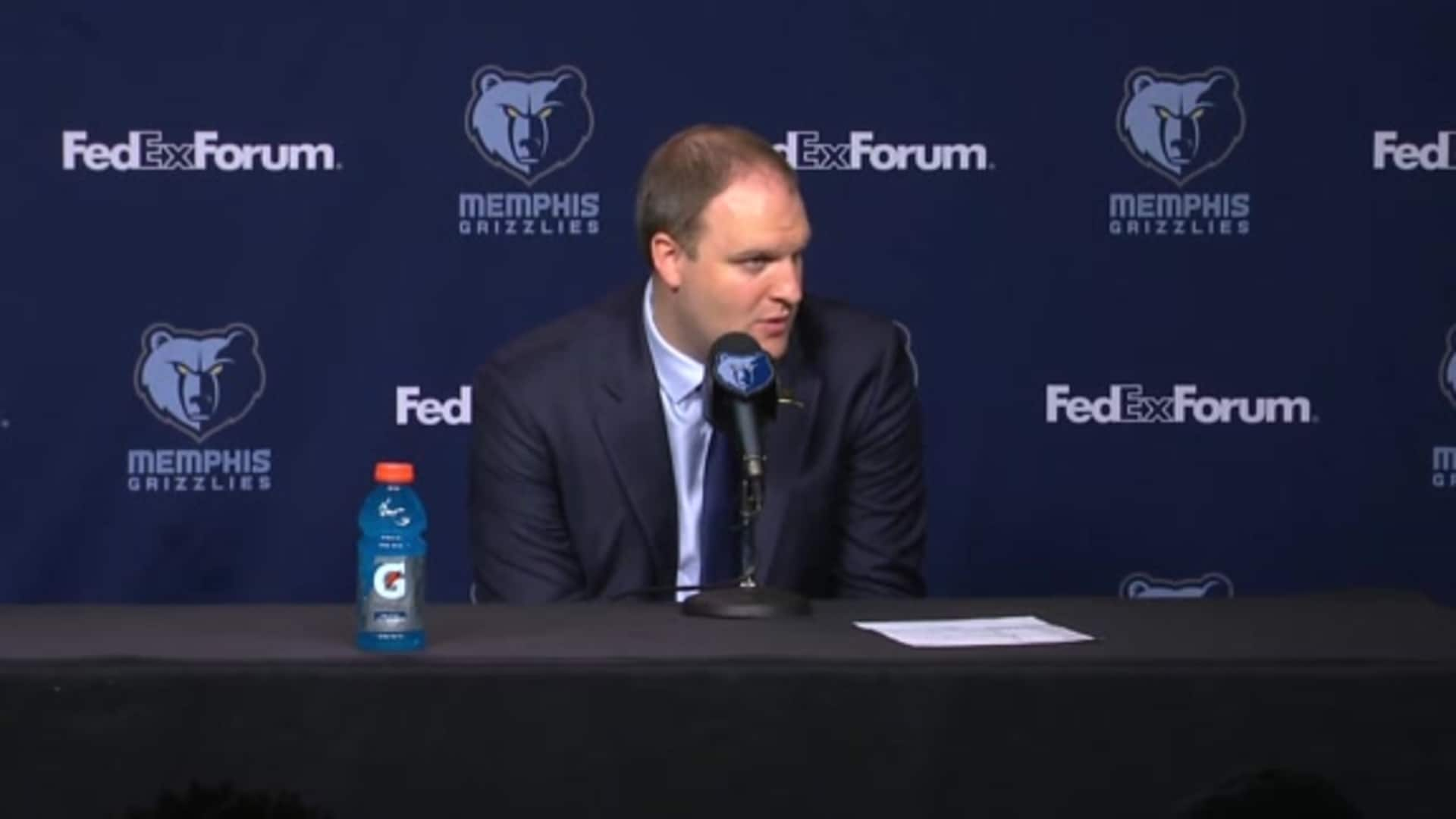 MEMvORL: Postgame press conference 3.10.20