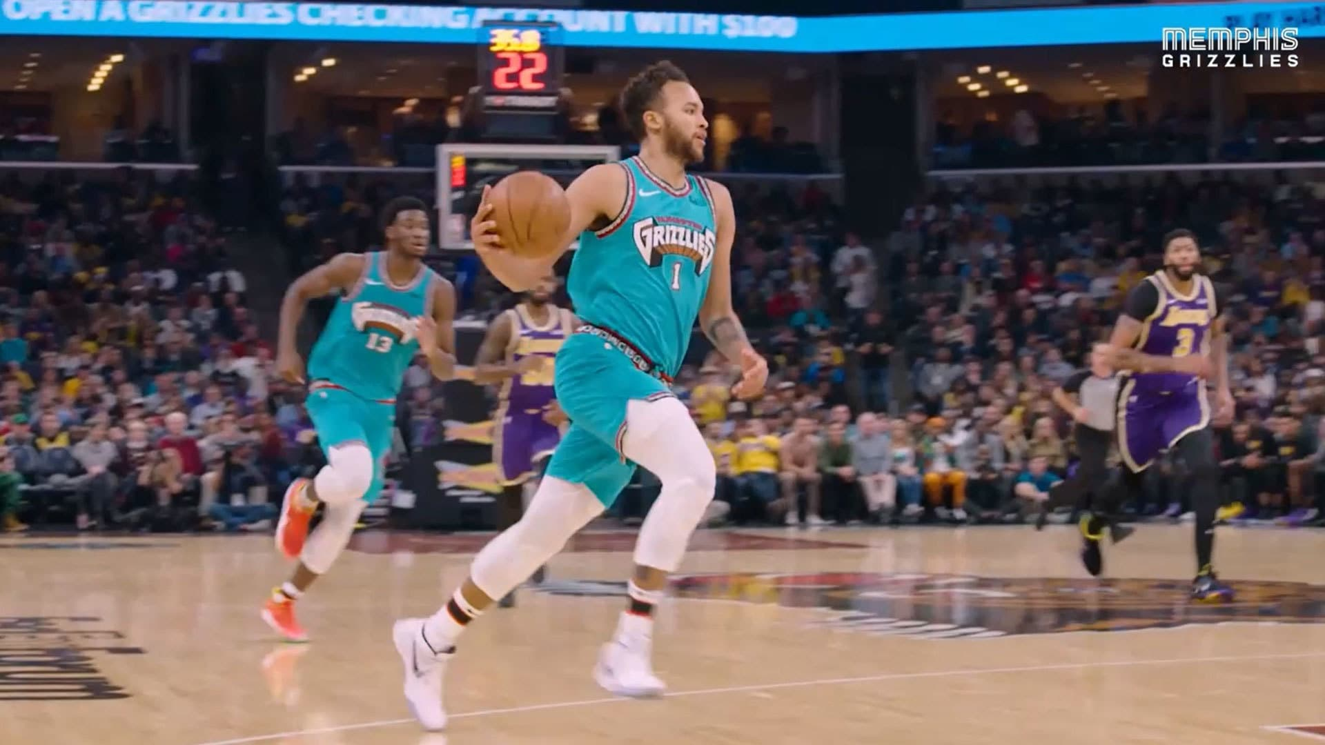 GrizzMo: Kyle Anderson Top Plays