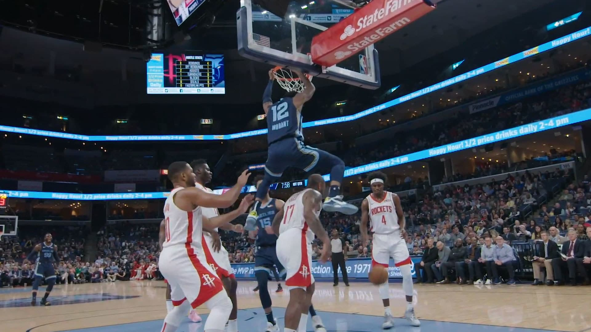 Revisiting Top Dunks of the Season | Grind City Media