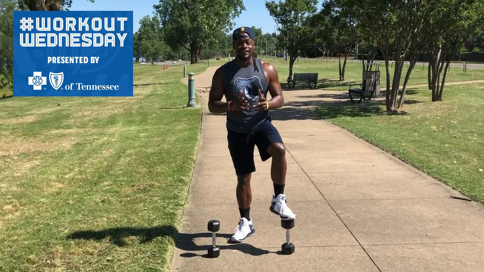 Workout Wednesday with BLJ #2