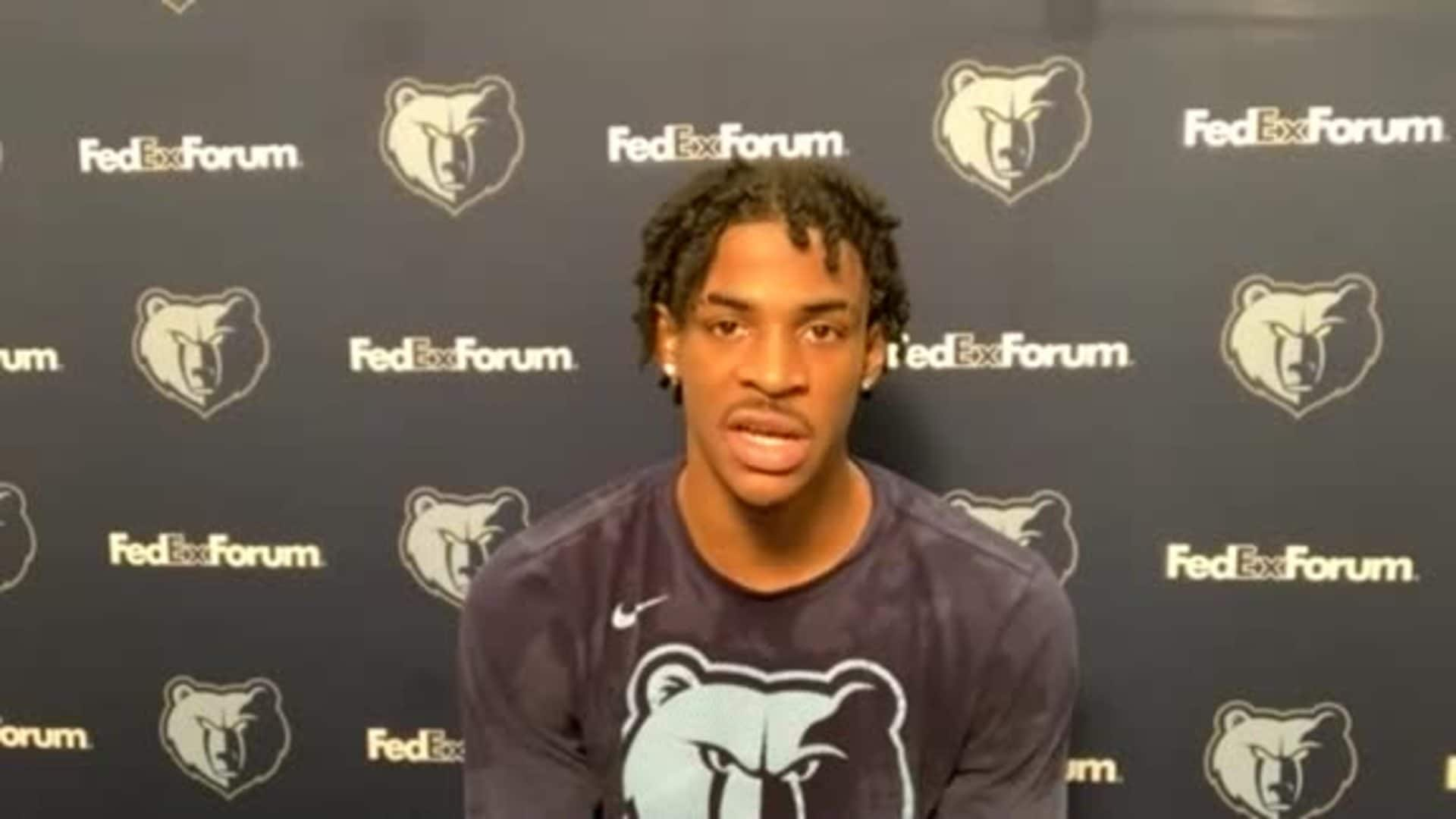 7.2.20 Ja Morant media availability