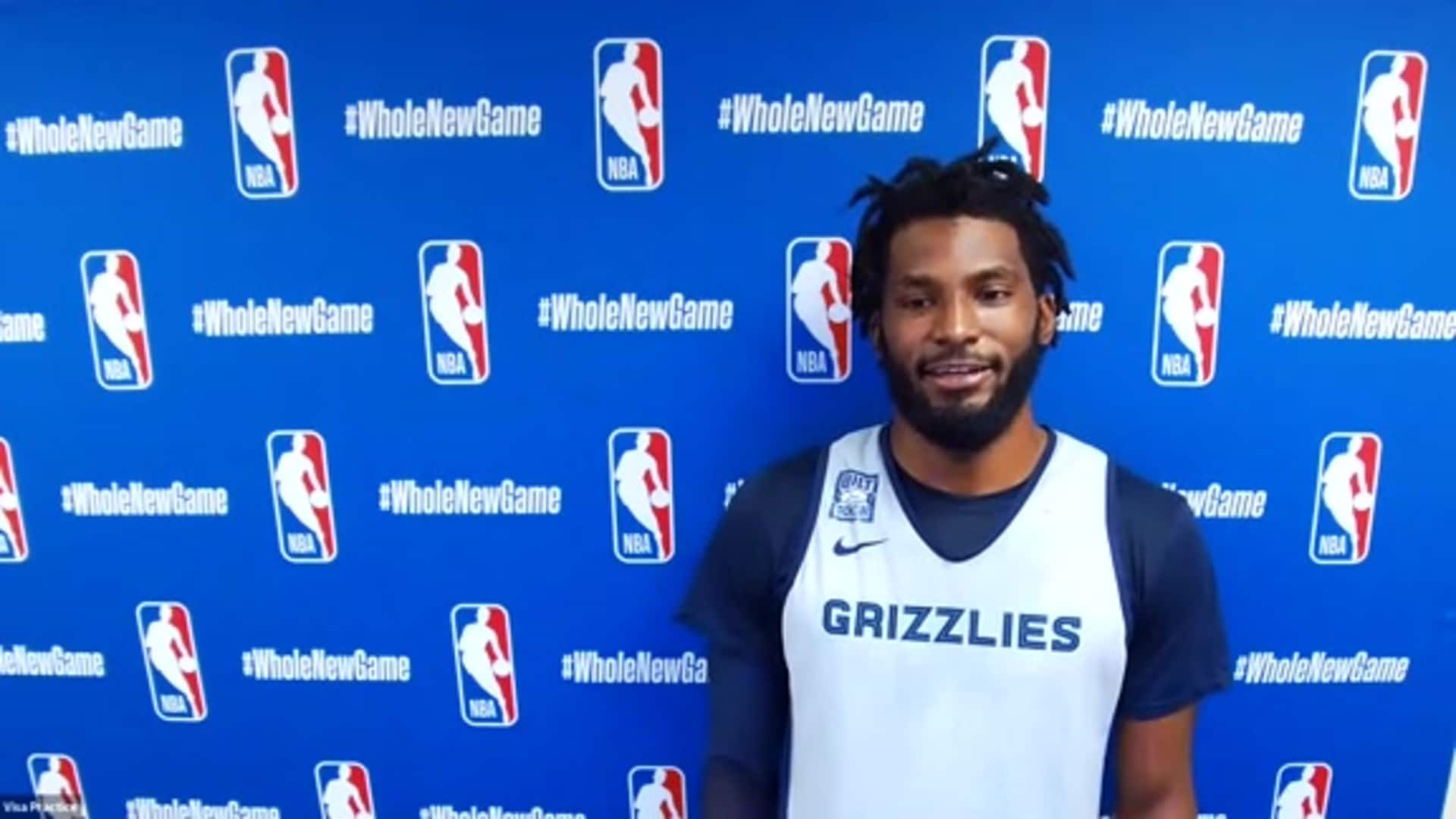 7.19.20 Justise Winslow media availability