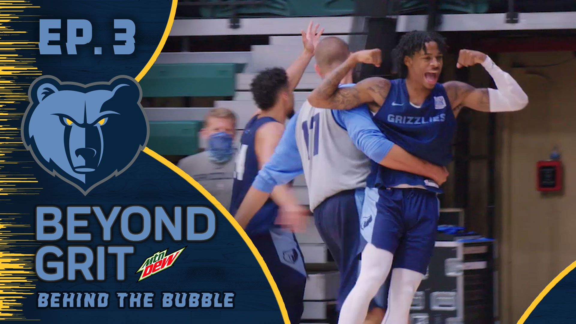Beyond Grit: Behind the Bubble - Episode 3
