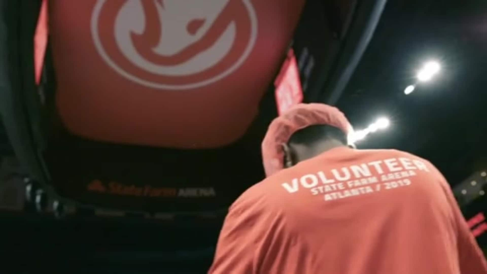 Atlanta Hawks Partner with State Farm to Pack One Million Meals