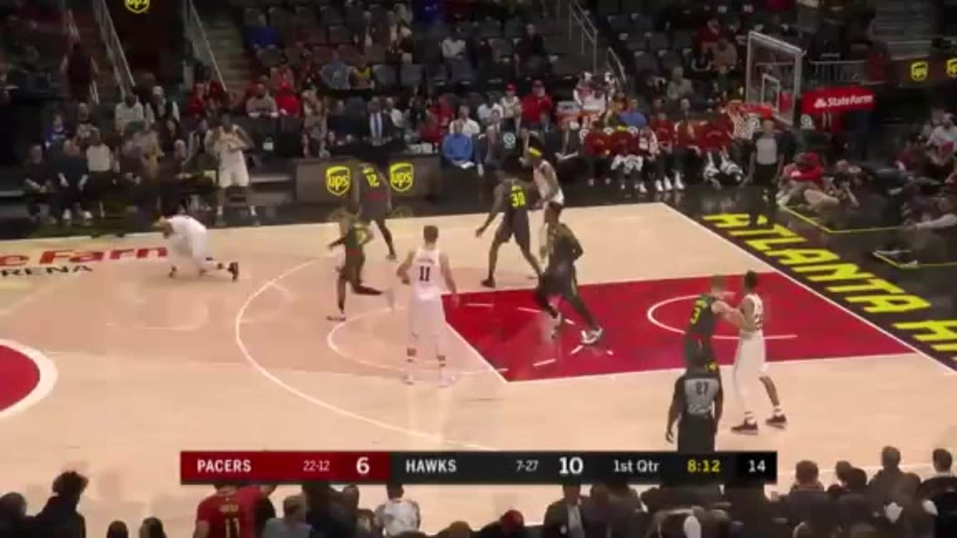 Young Puts Up 41 Points In Win Over Pacers