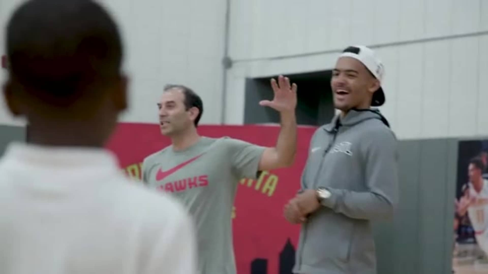 Trae Young, Georgia Power Combine To Teach Kids About Energy Efficiency