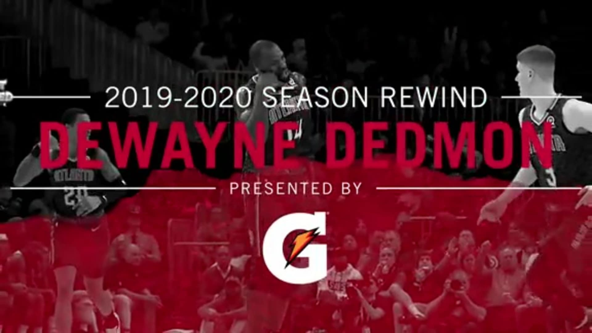 19-20 Season Rewind Presented by Gatorade: Dewayne Dedmon's Top Plays