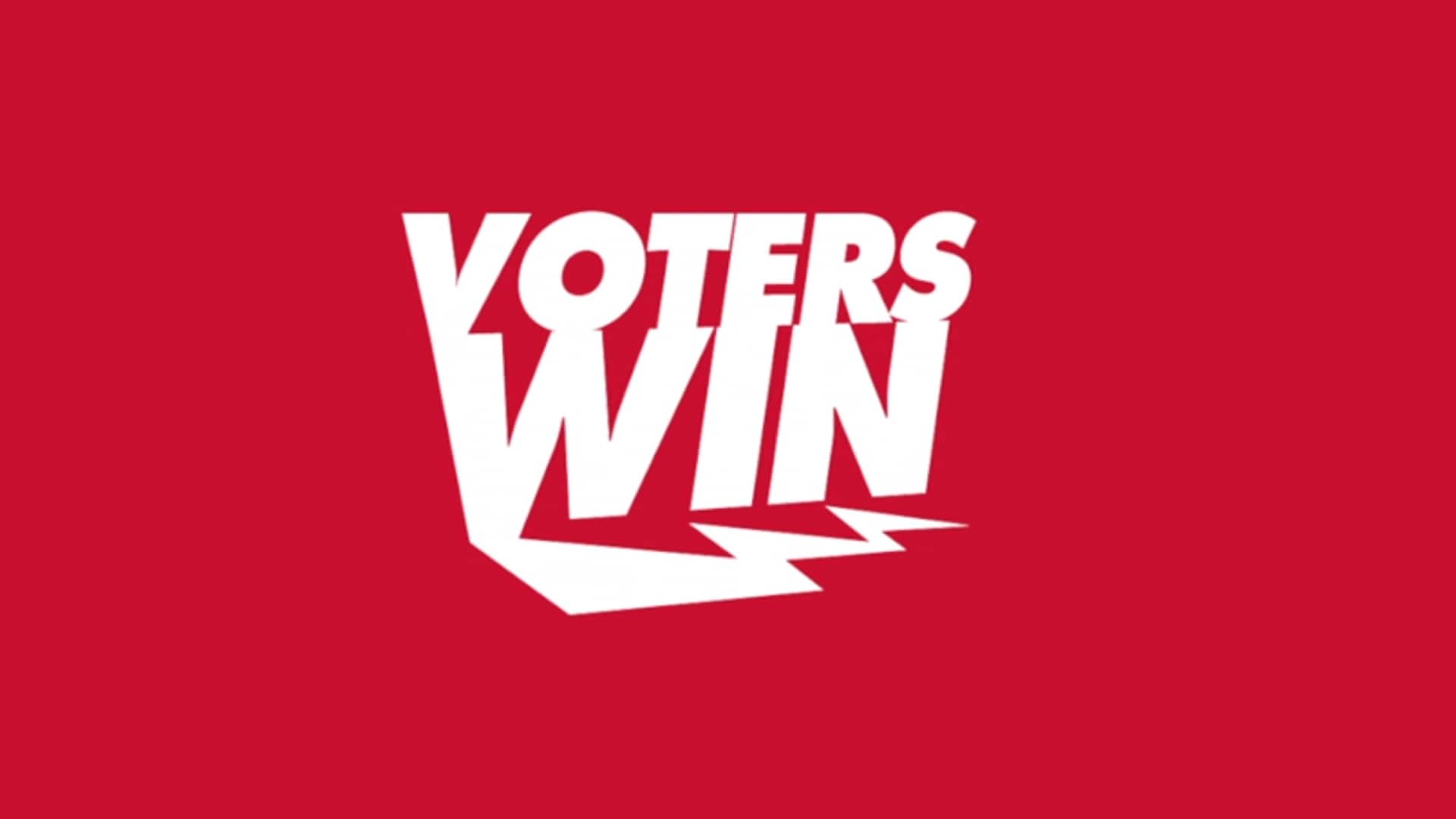 Voters Win | Atlanta Hawks