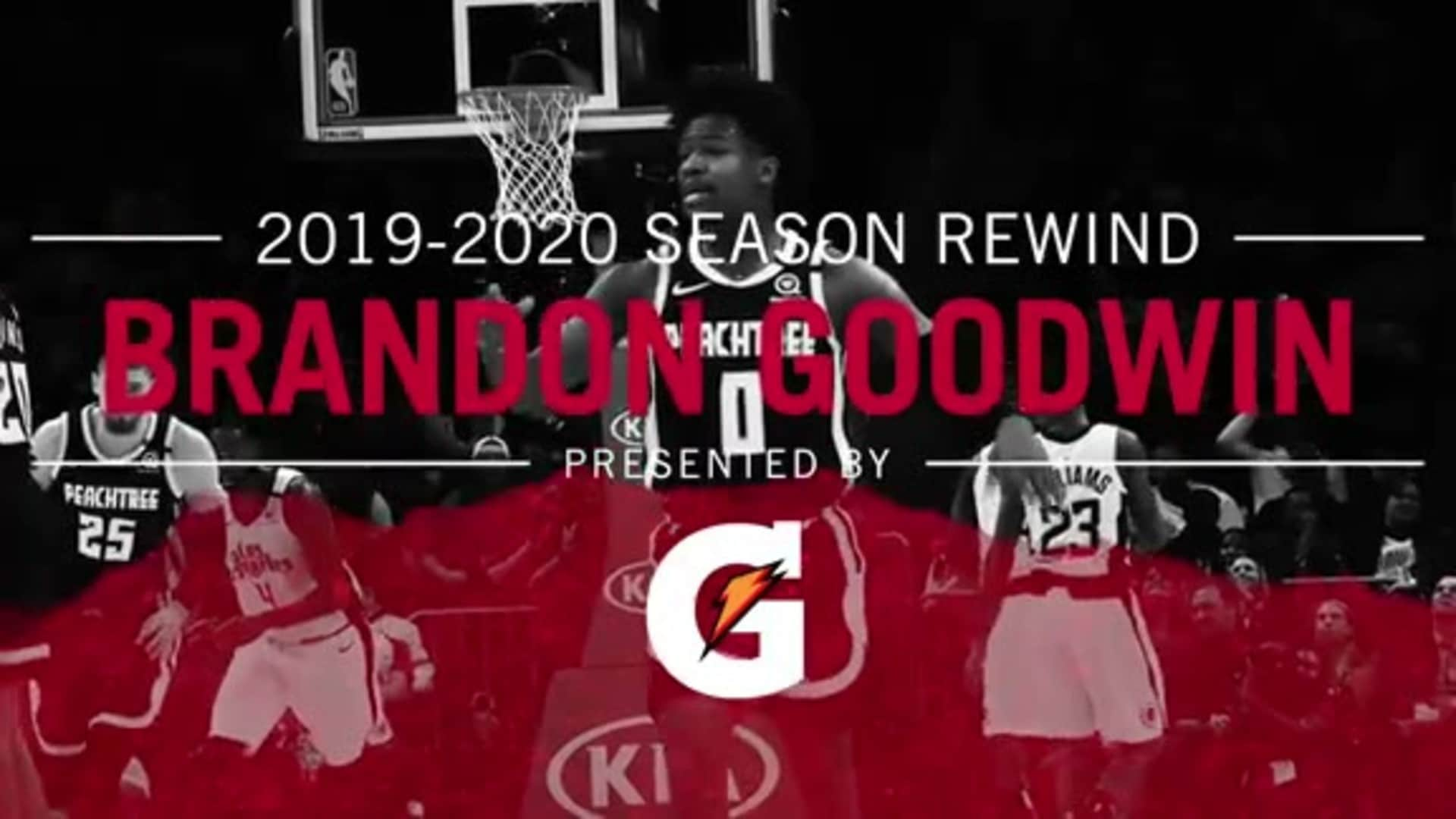 2019-2020 Season Rewind Presented by Gatorade: Brandon Goodwin's Top Plays