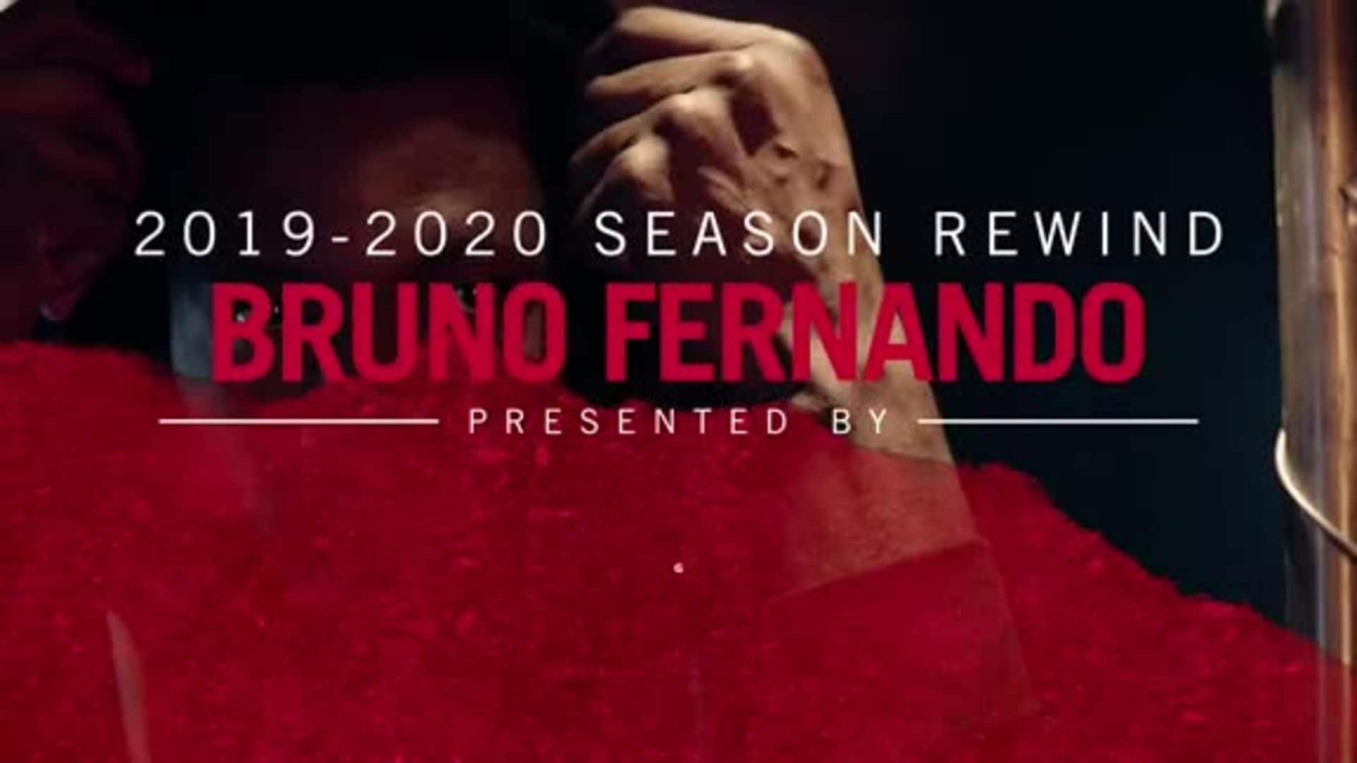 19-20 Season Rewind Presented by Gatorade: Bruno Fernando's Top Plays