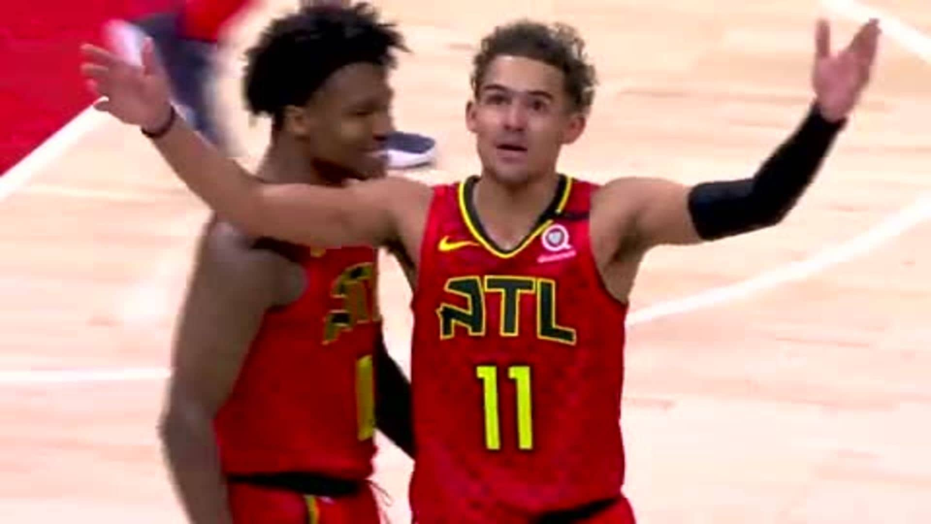 19-20 Season Rewind Presented by Gatorade: Trae Young's Top Plays
