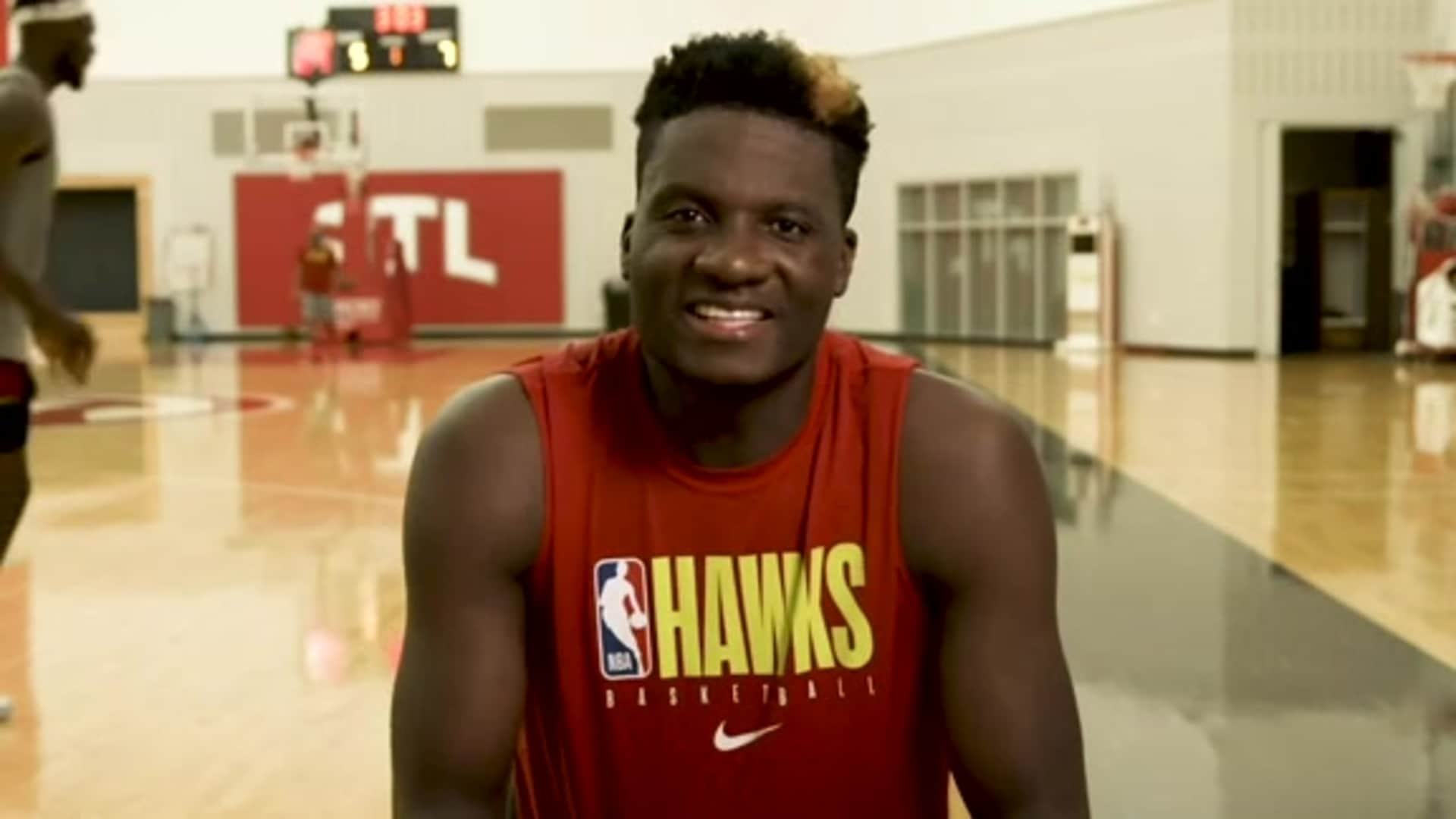 2020 Mini-Camp Interviews Presented by Michelob Ultra: Clint Capela