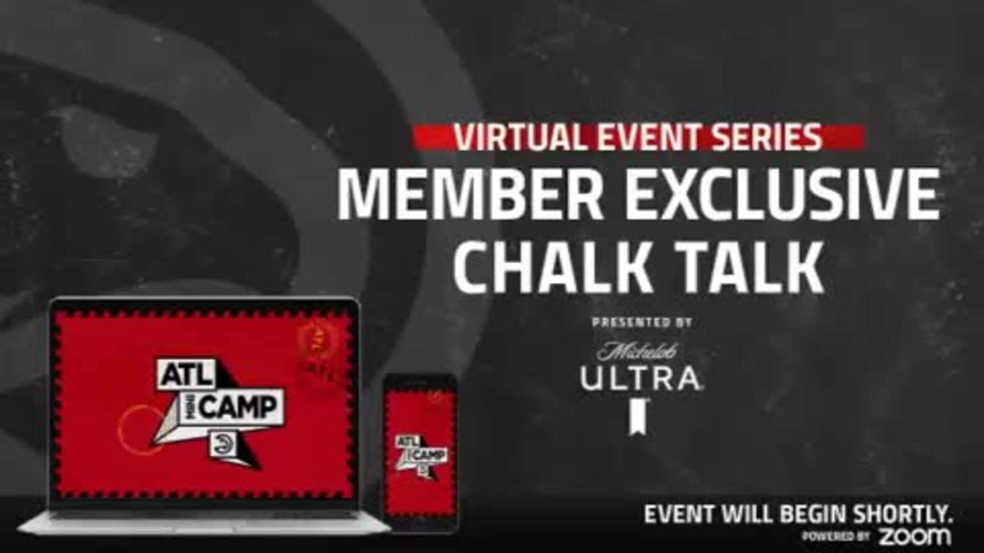 Chalk Talk: Post Mini Camp