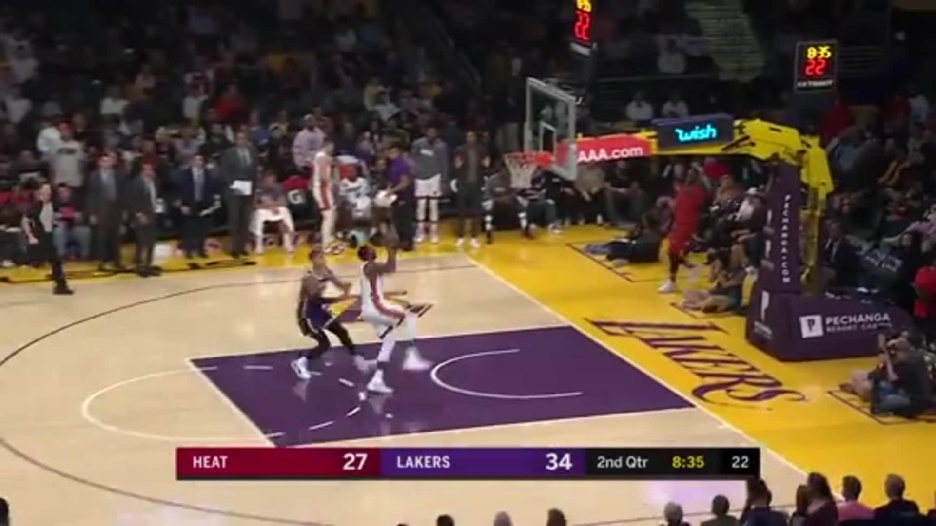 Bam Doing It All (Wade Approves)