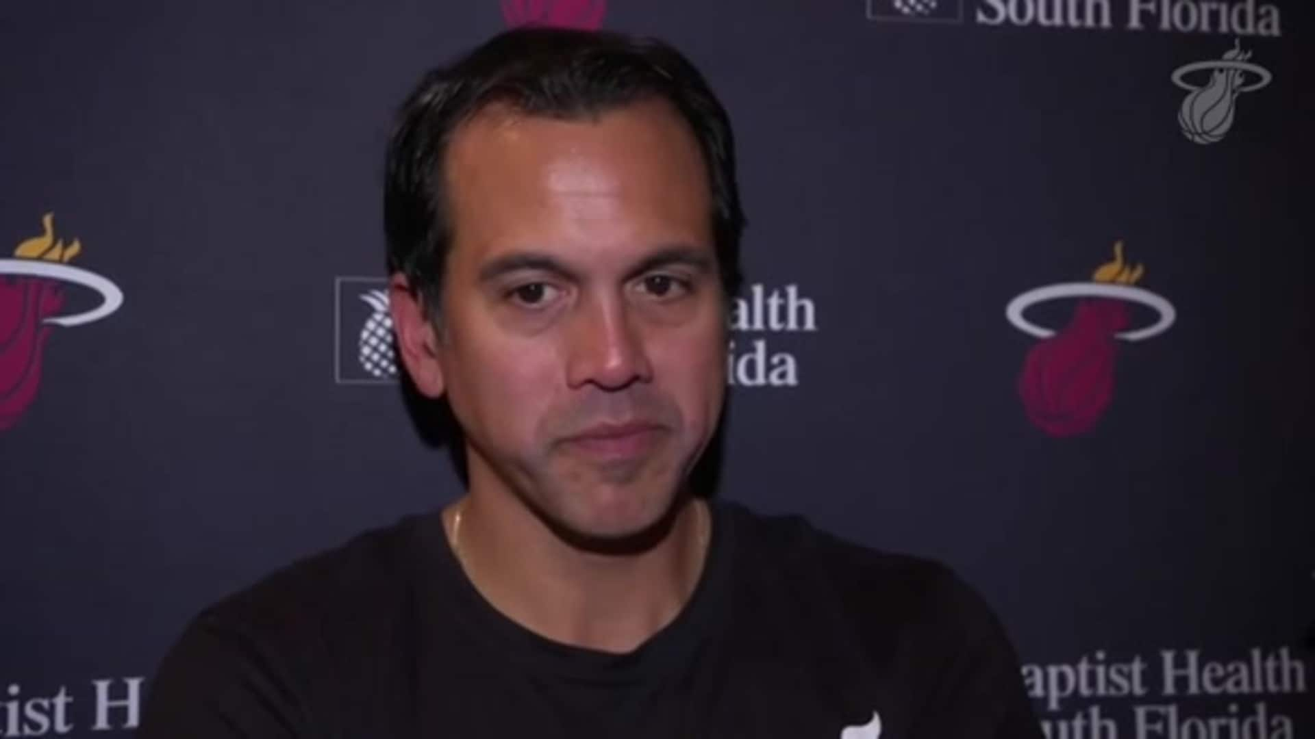 Coach Spo On Guys Stepping Up