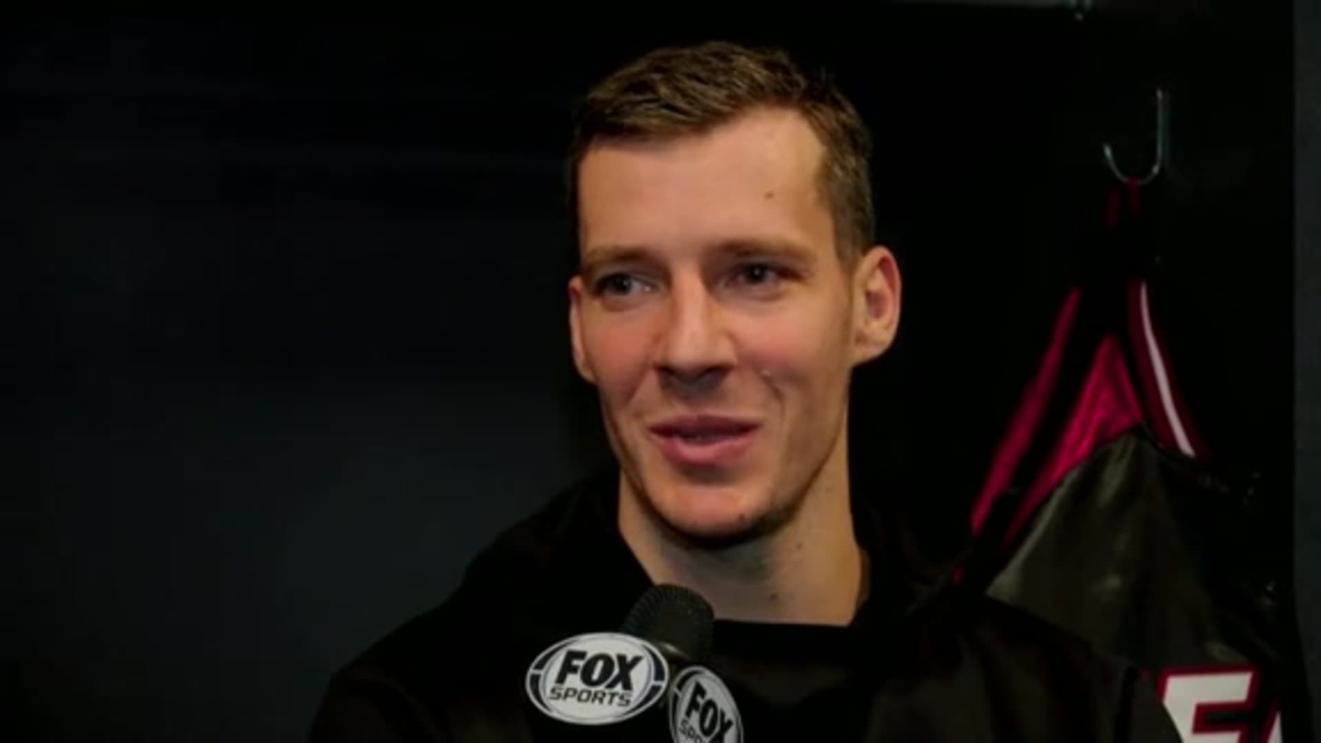 Catching Up With Goran Dragic