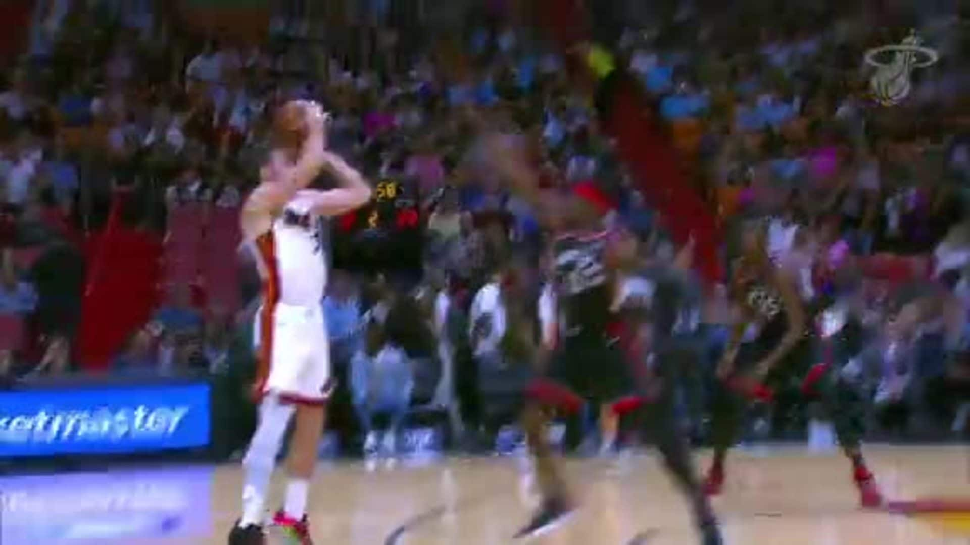 Dragic Provides Spark Off The Bench