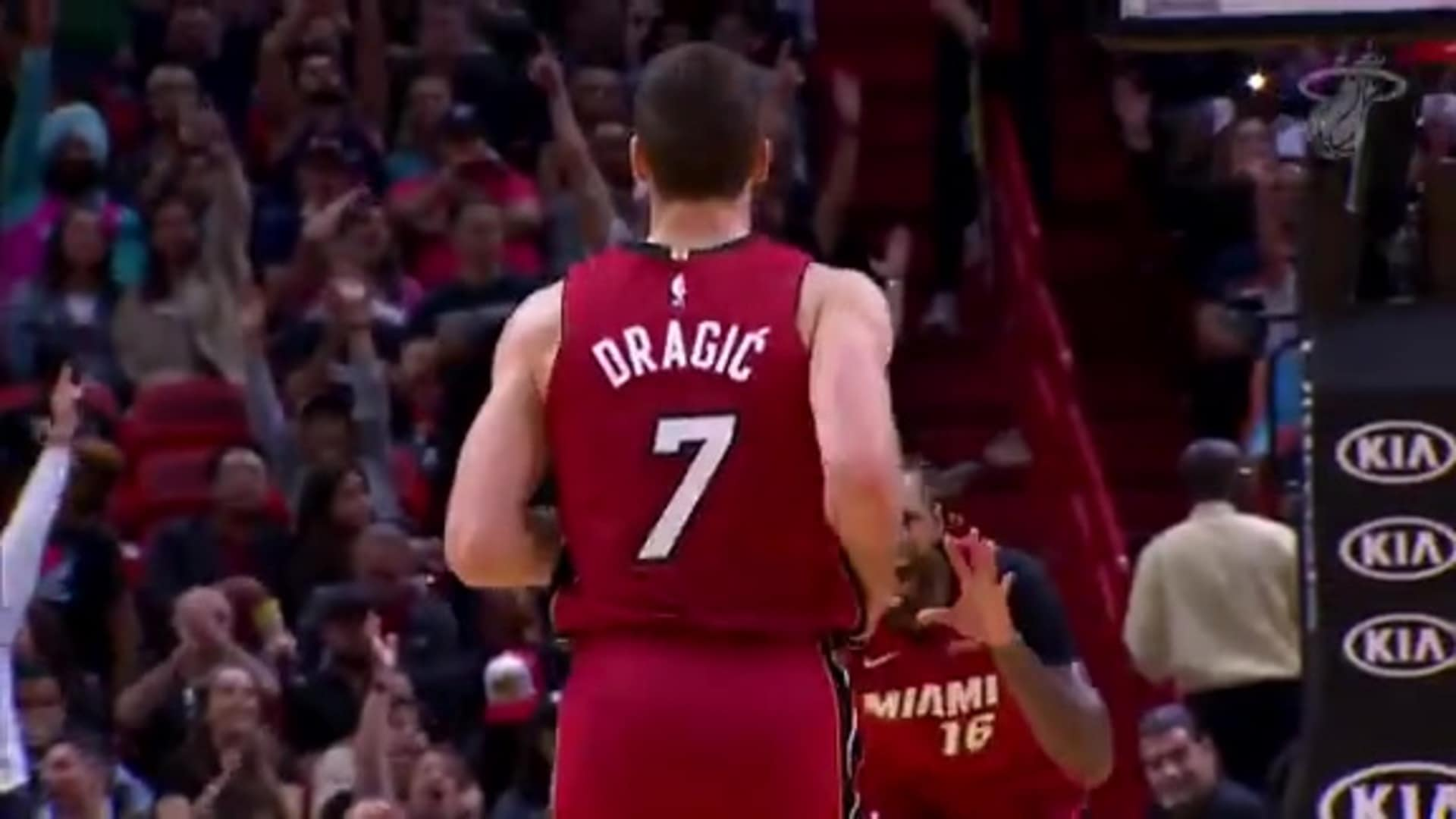 Dragic Nails 7 Threes