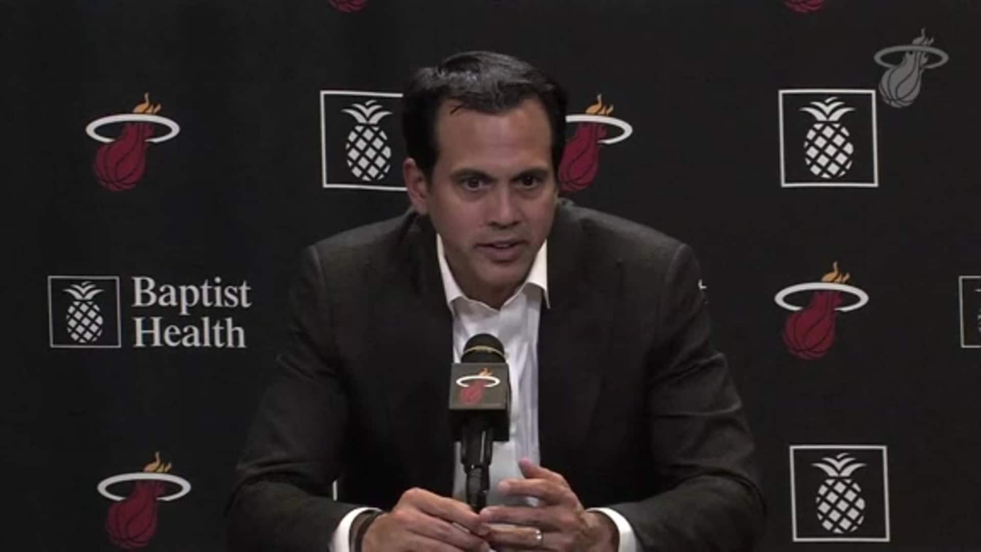 Coach Spo On The Constant Process Of Improving