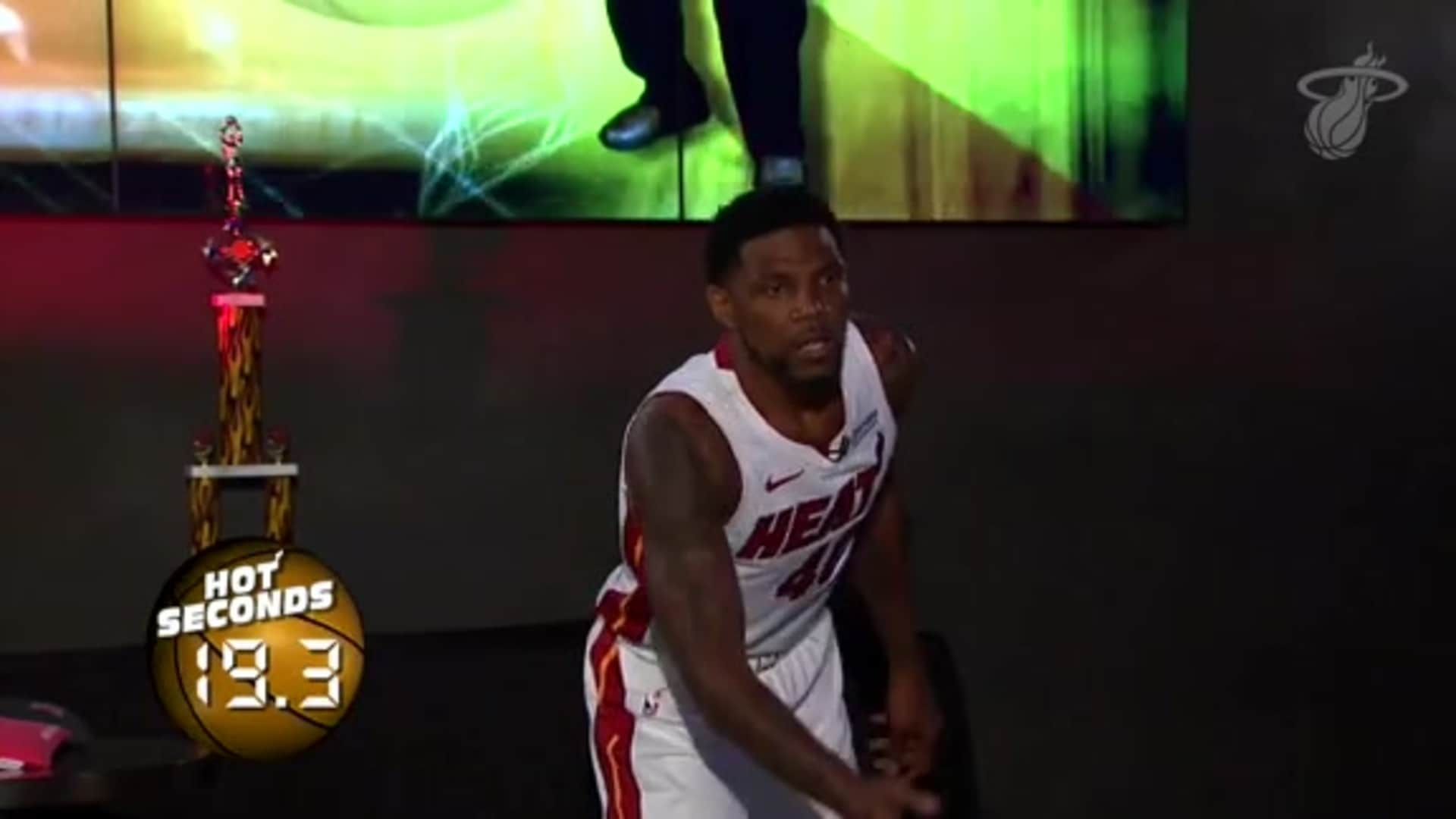 Hot Seconds With Jax - Udonis Haslem