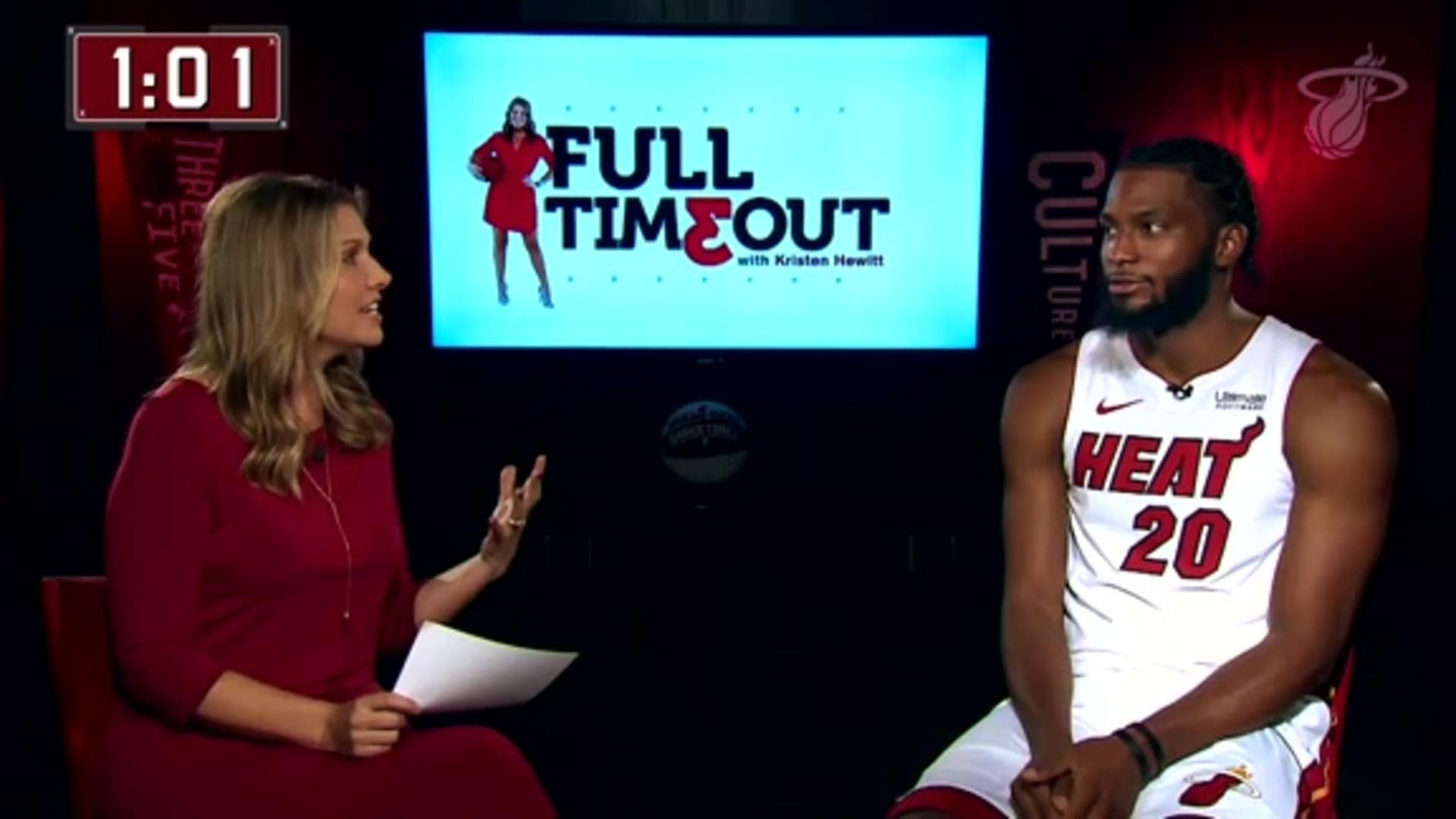 Full Timeout: Justise Winslow