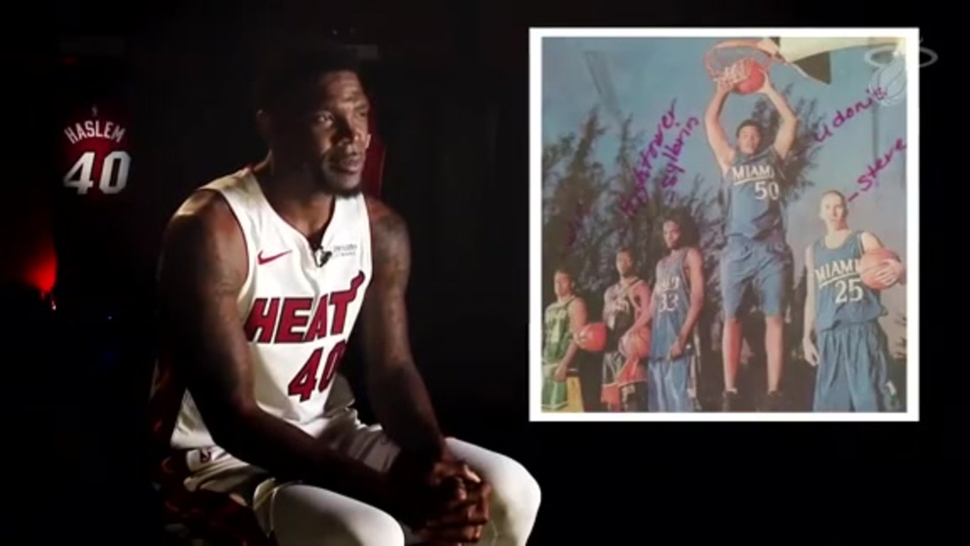 My Number - Haslem