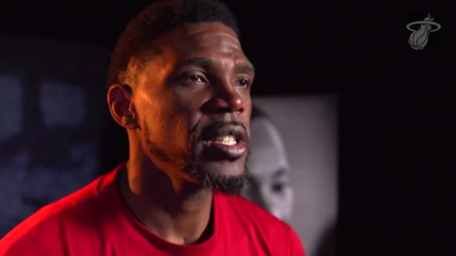 HEAT Players Recite Dream Speech
