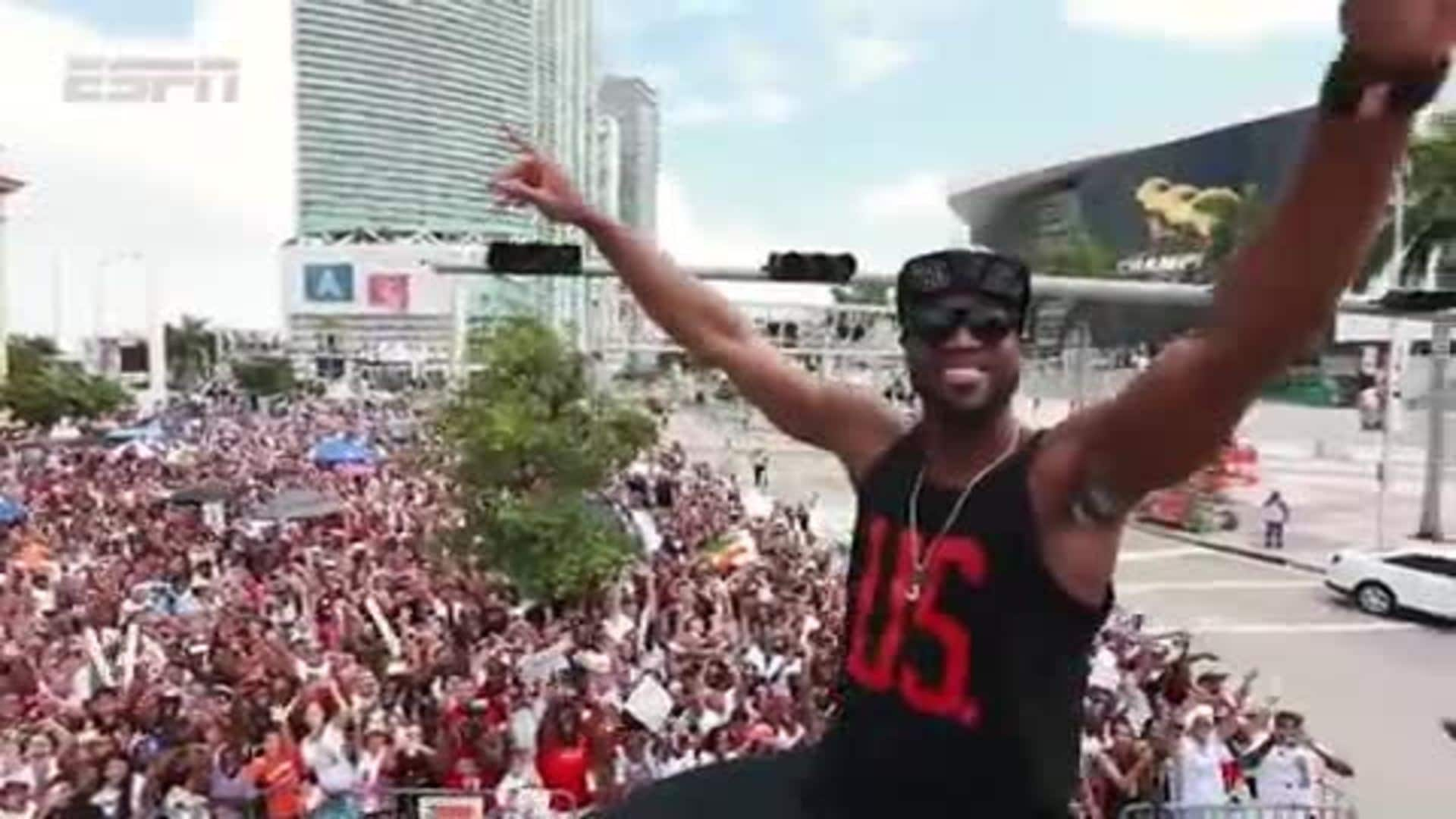 D.Wade: Life Unexpected (Preview)