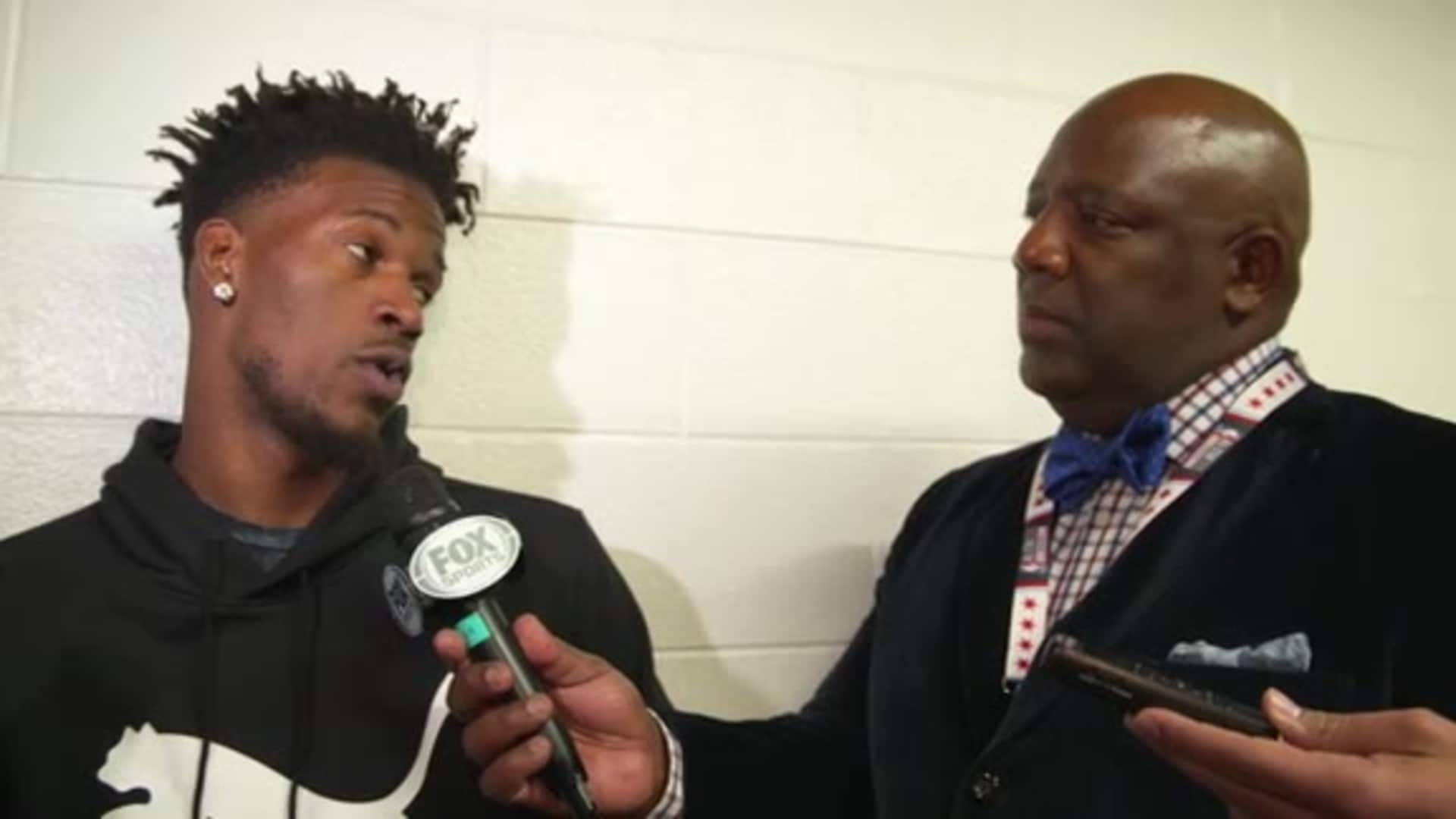 Butler On Watching Bam's 1st All-Star Appearance