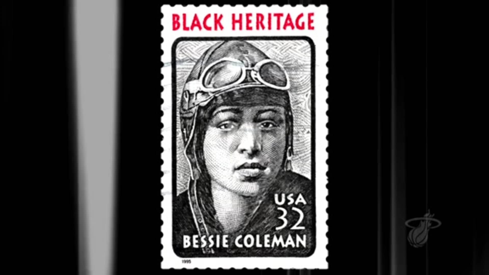 BHM: Shane Battier on Bessie Coleman