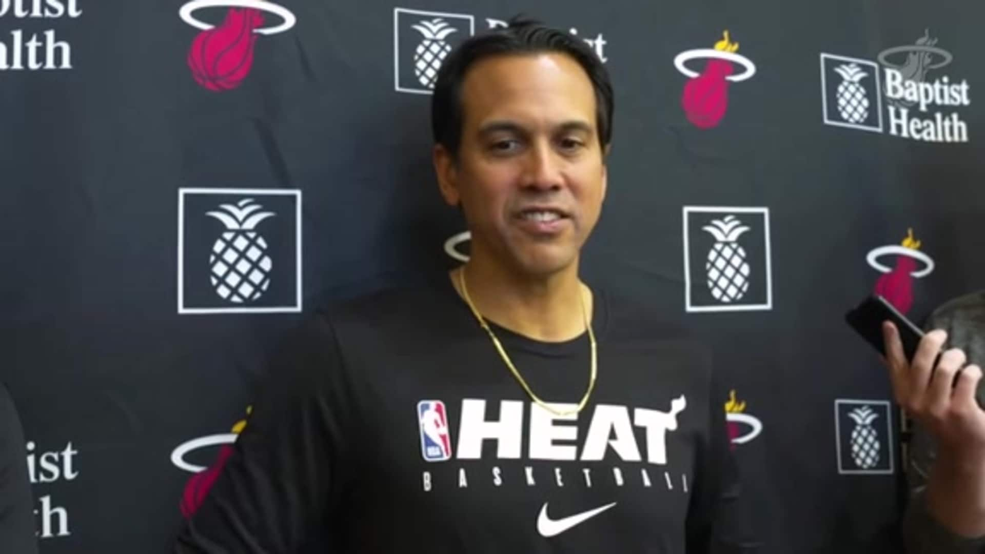 Coach Spo On Getting Tested