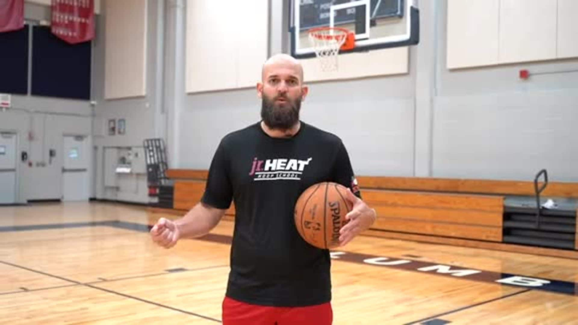 Jr HEAT Camp Gym Ball Handler 3
