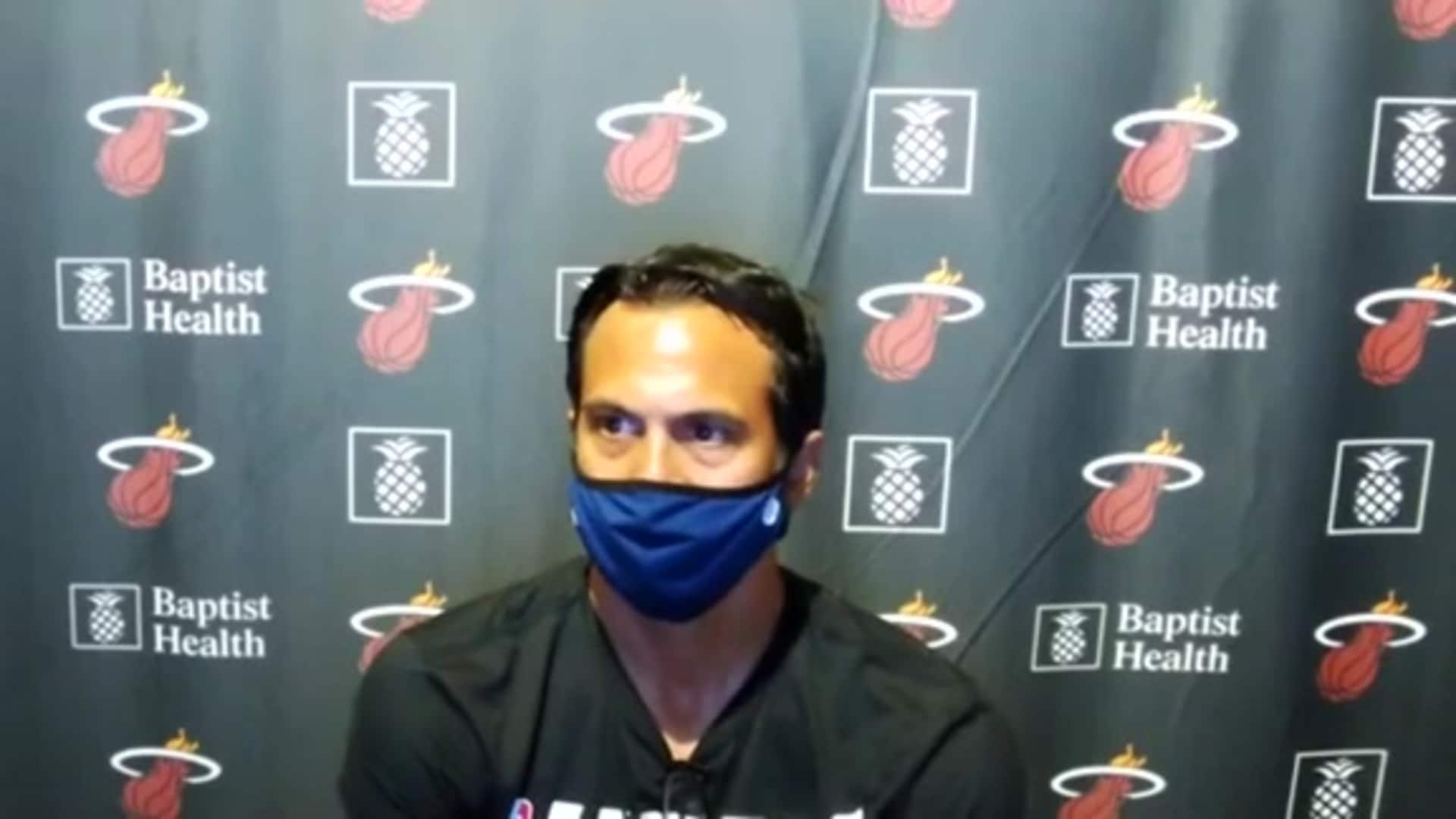 Coach Spo On His Plans Heading Into The Final Scrimmage