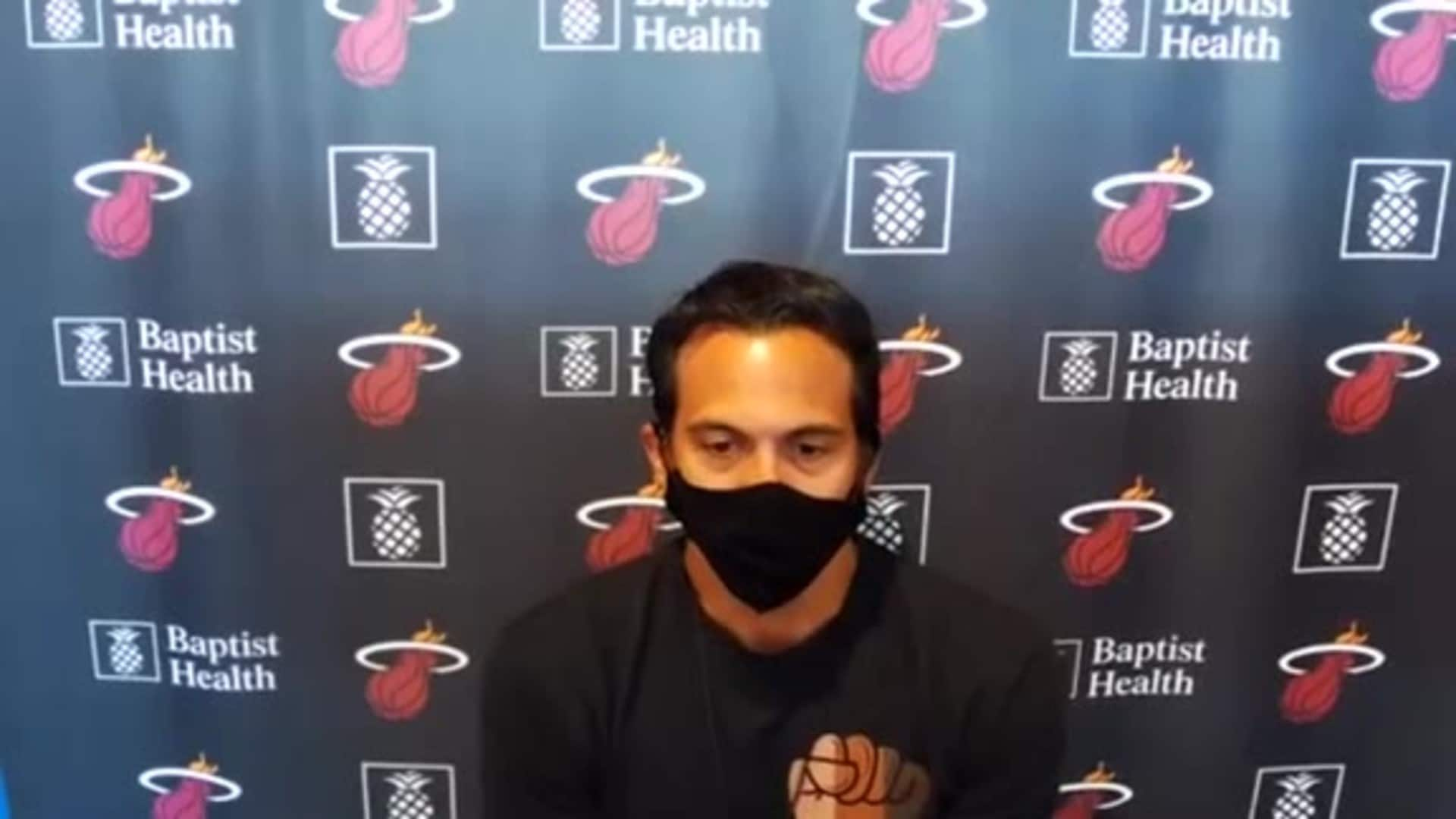 Coach Spo's Plan Heading Into The First Game