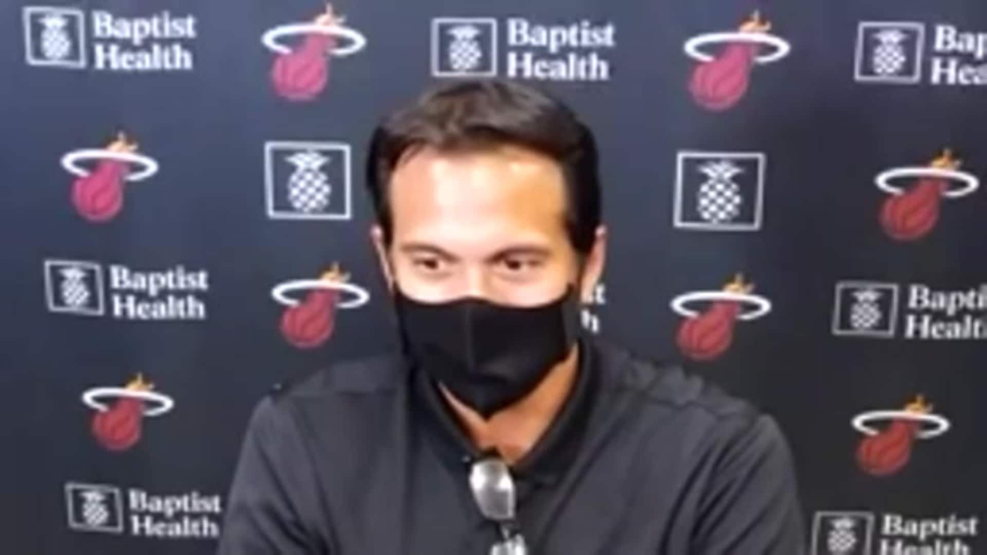 Coach Spo After Defeating Boston