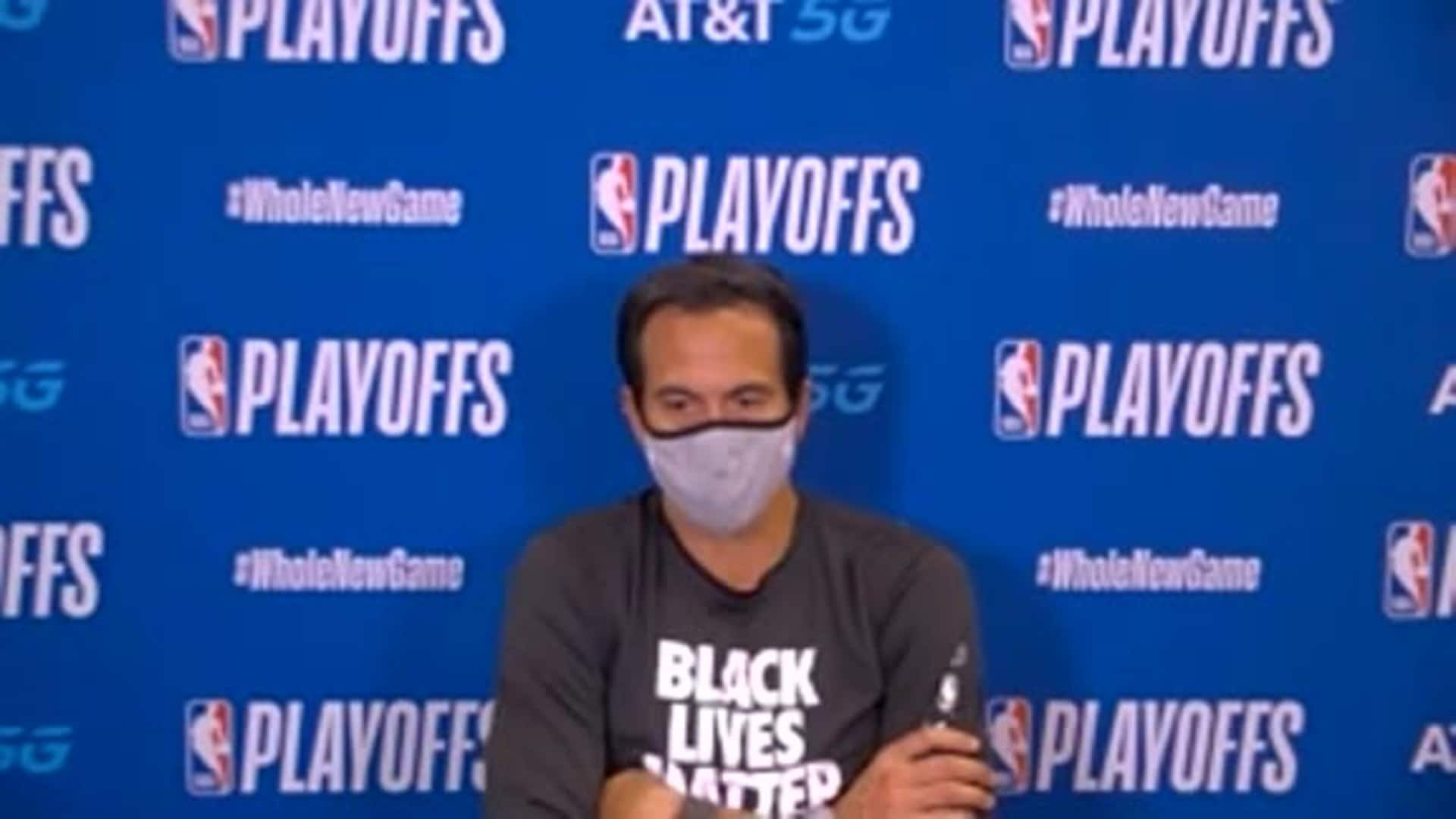 Coach Spo On The Final Plays