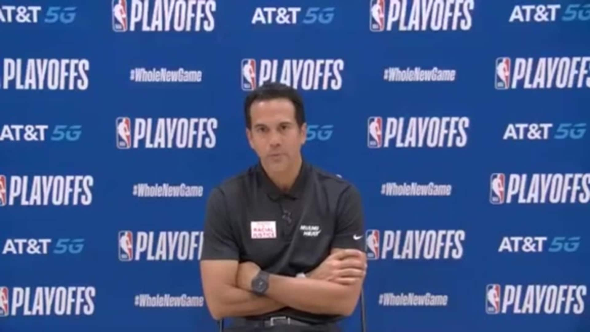 Coach Spo On The Improvements Needed